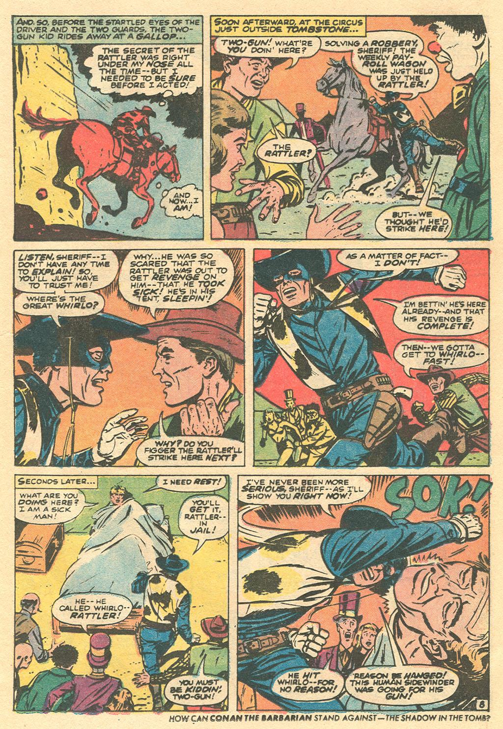 Read online Two-Gun Kid comic -  Issue #113 - 13
