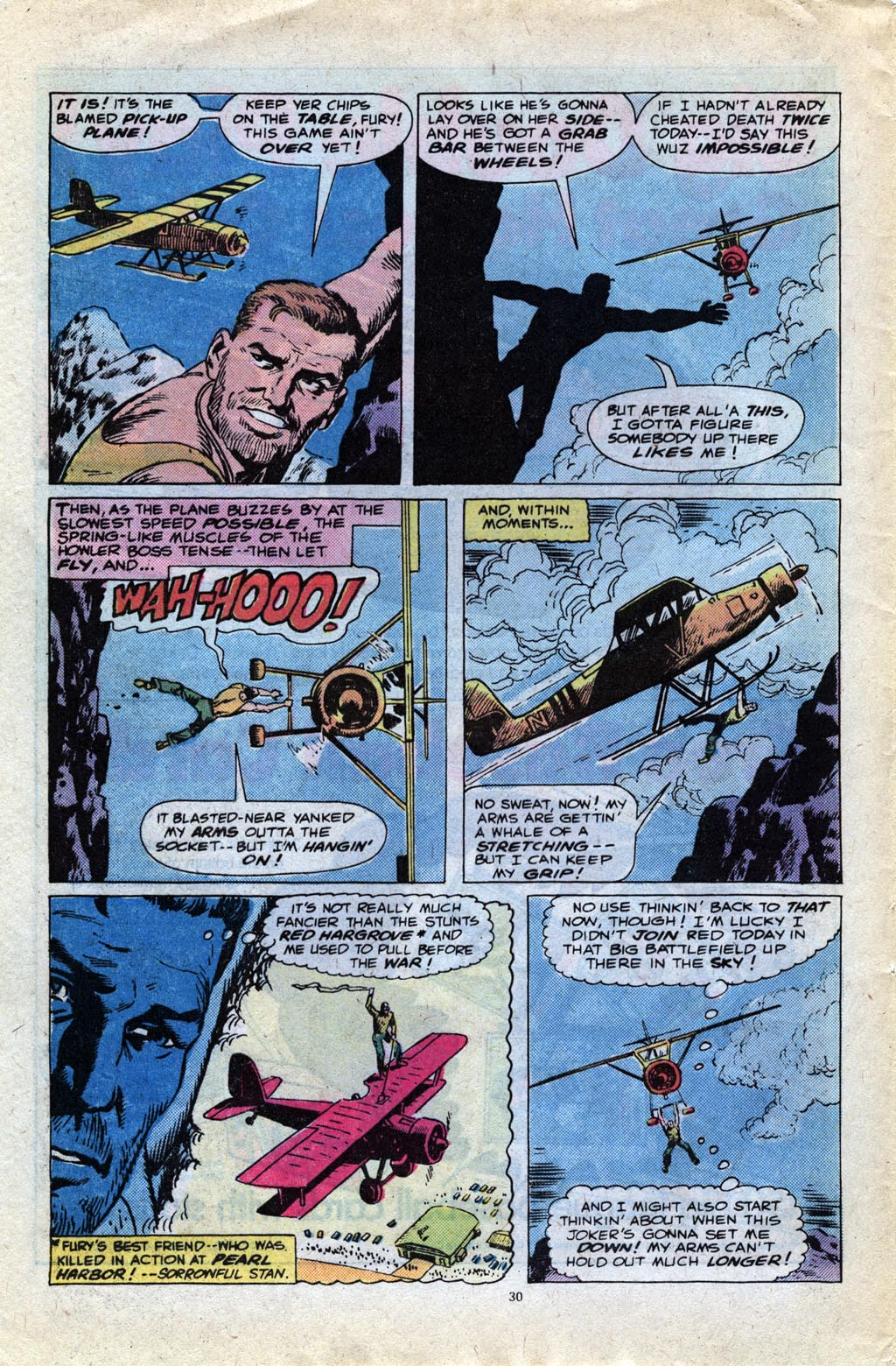 Read online Sgt. Fury comic -  Issue #148 - 32