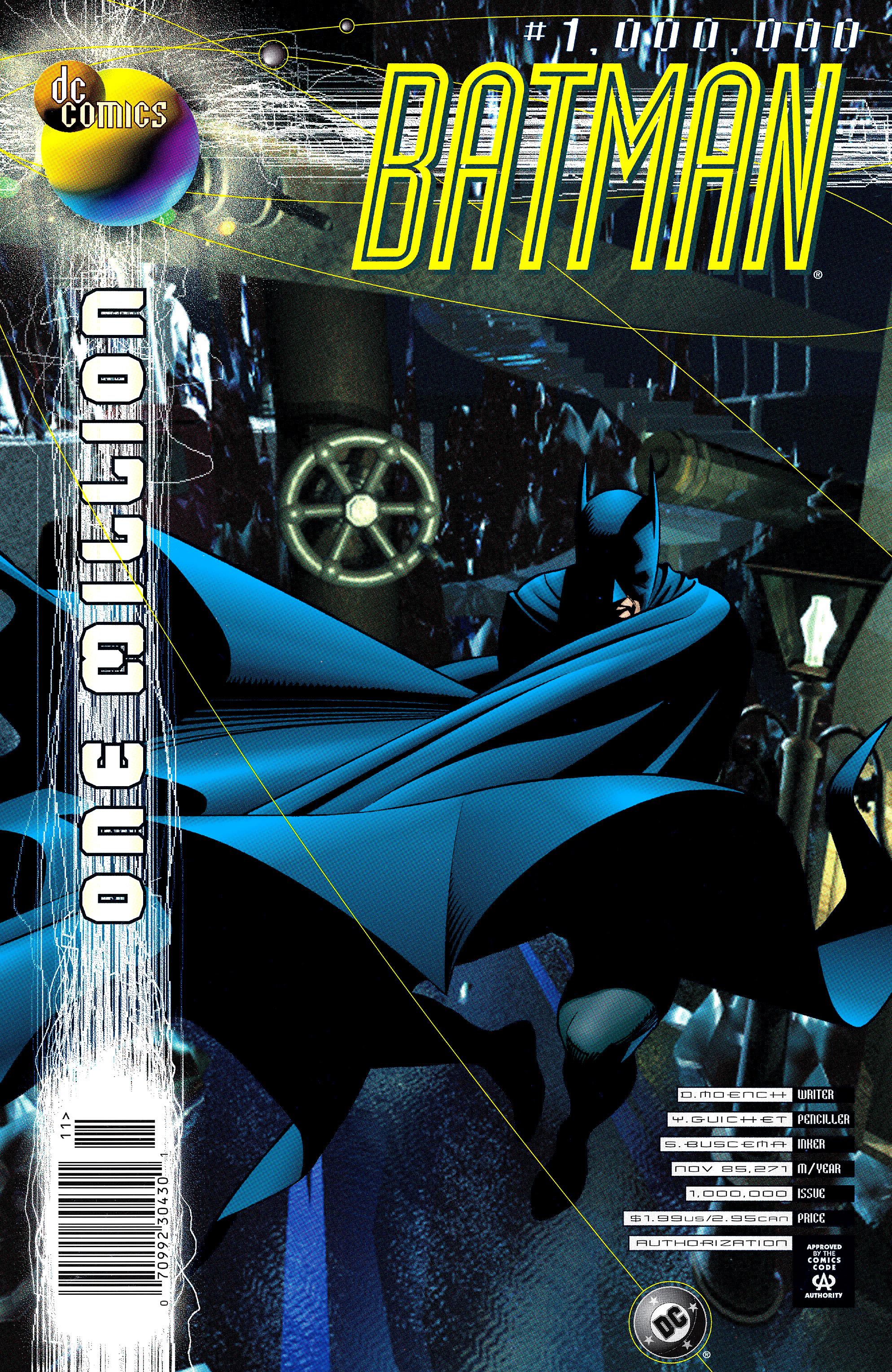 Batman (1940) 1000000 Page 1