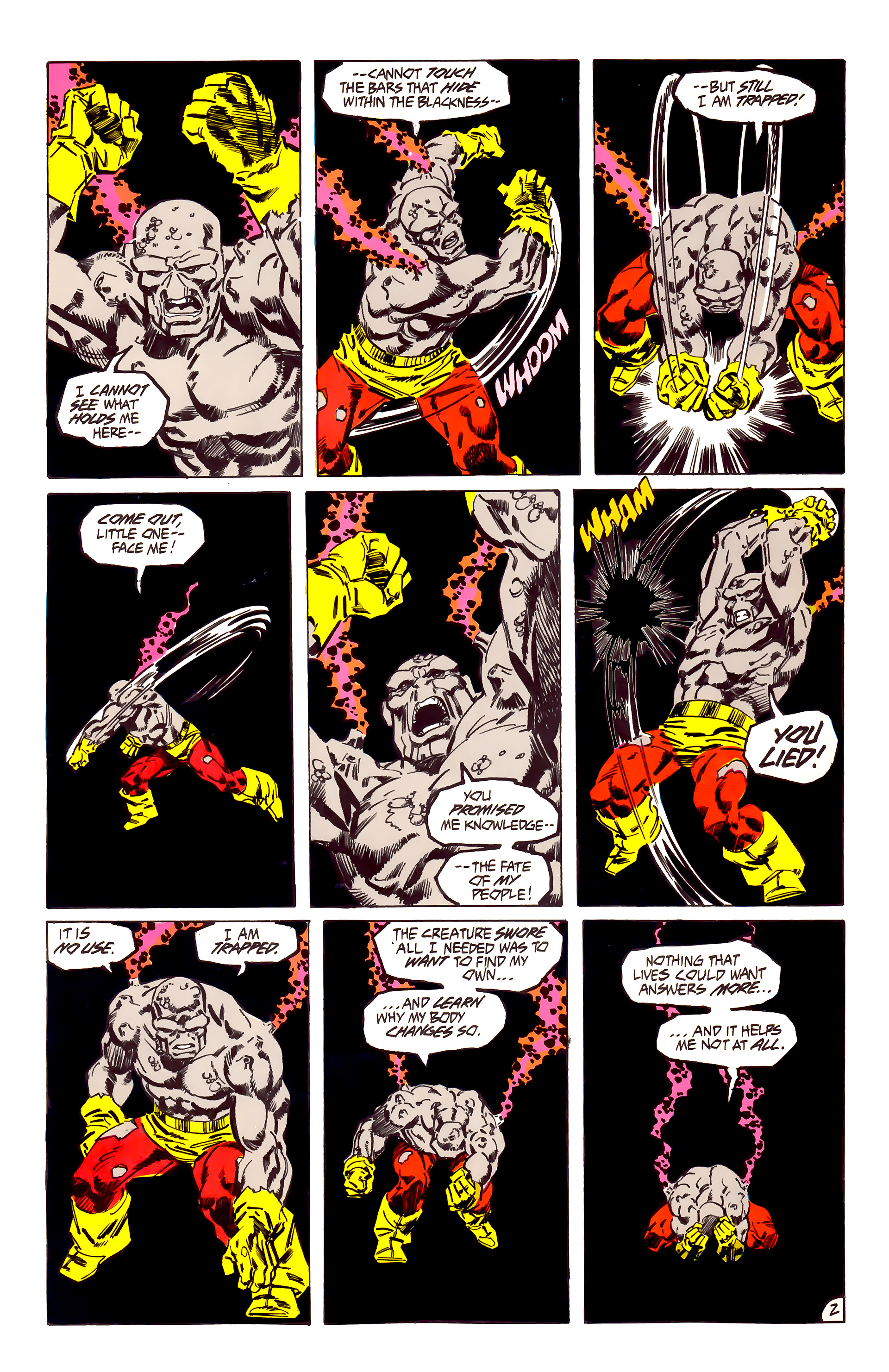 Legion of Super-Heroes (1984) 56 Page 2
