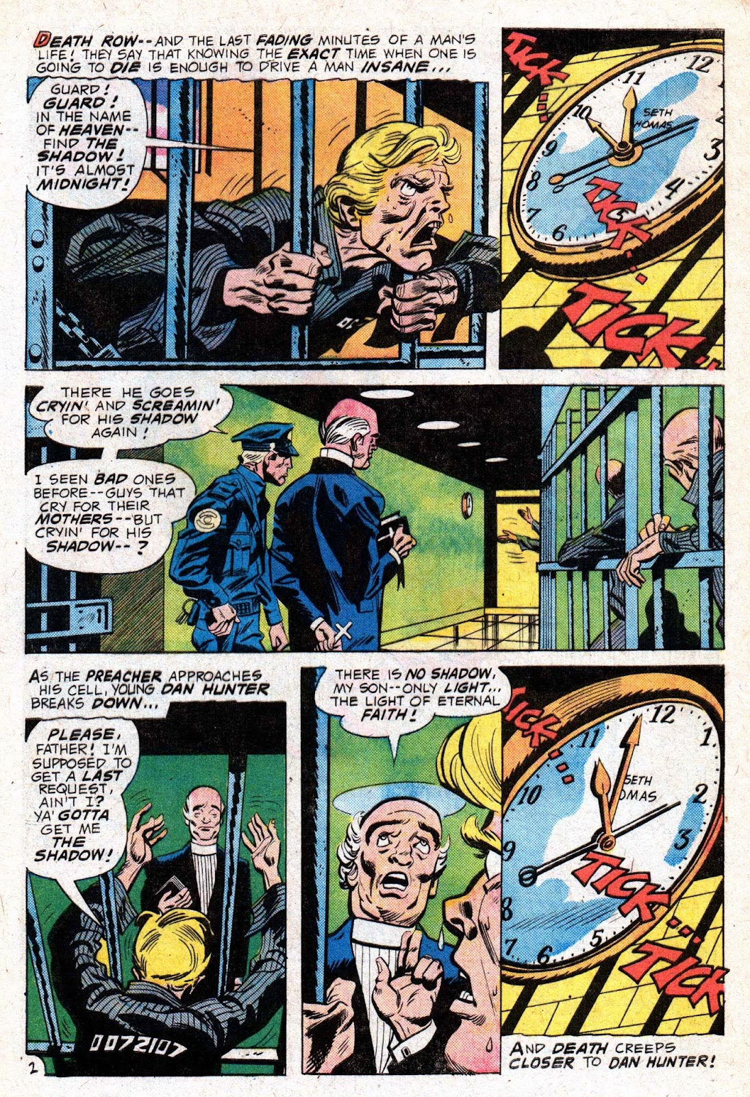 The Shadow (1973) issue 9 - Page 4