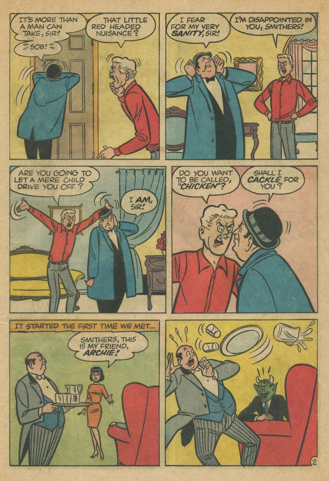 Read online Archie (1960) comic -  Issue #152 - 21