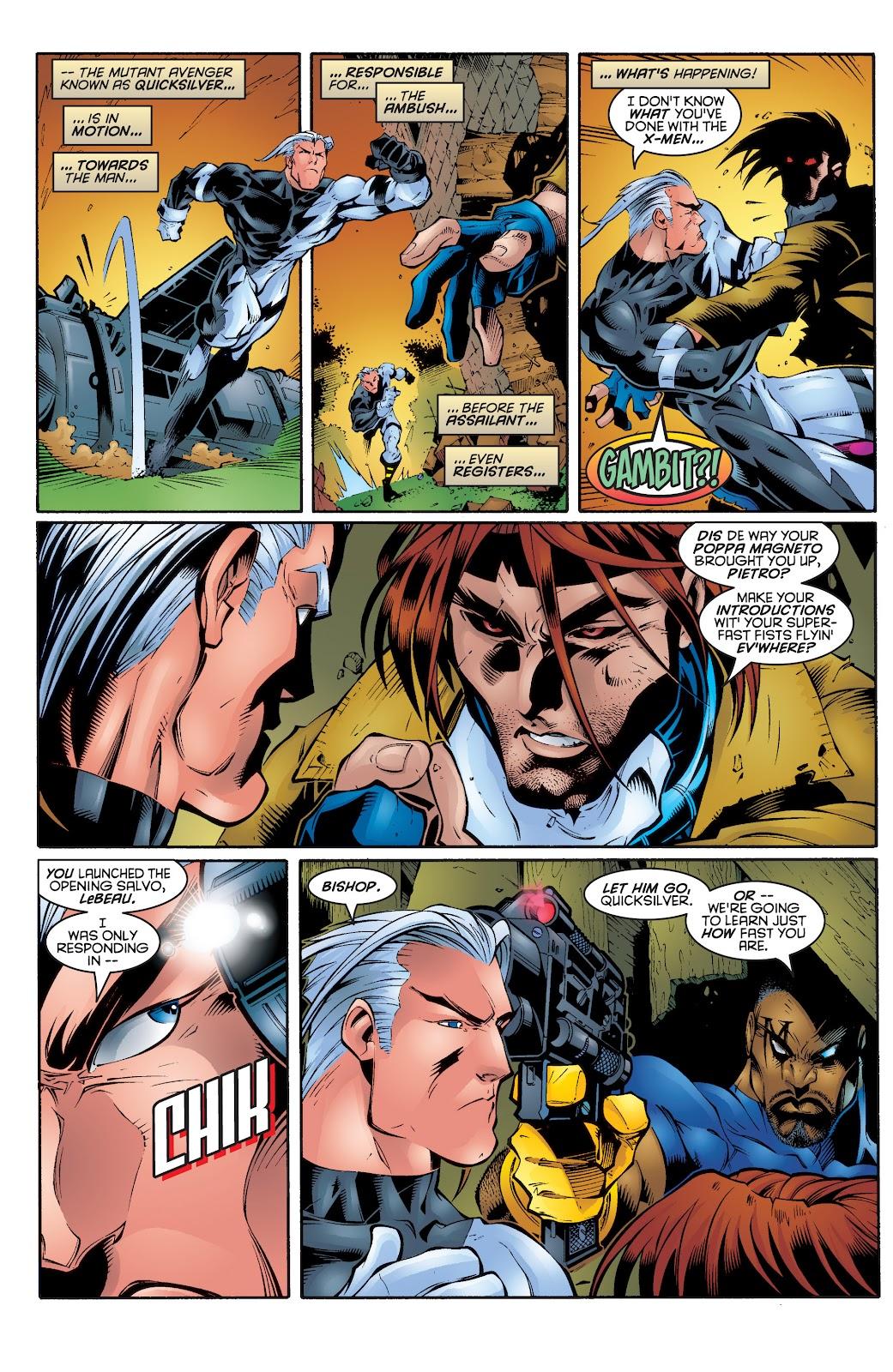 Uncanny X-Men (1963) issue 335 - Page 7