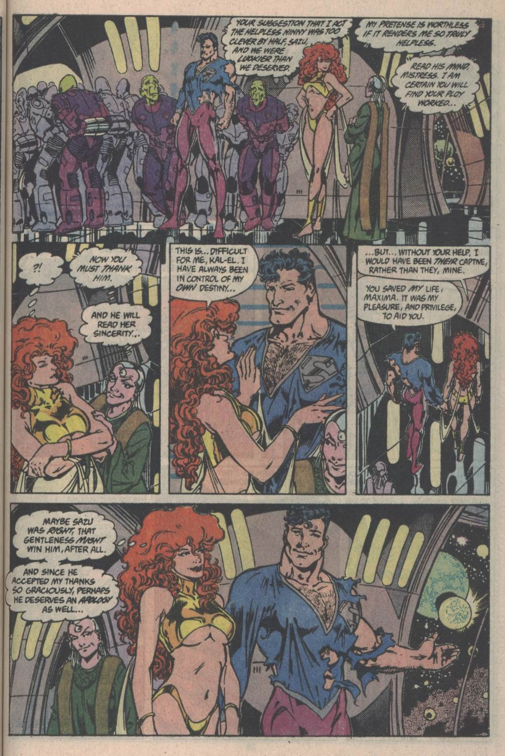 Adventures of Superman (1987) issue _Annual_3 - Page 27