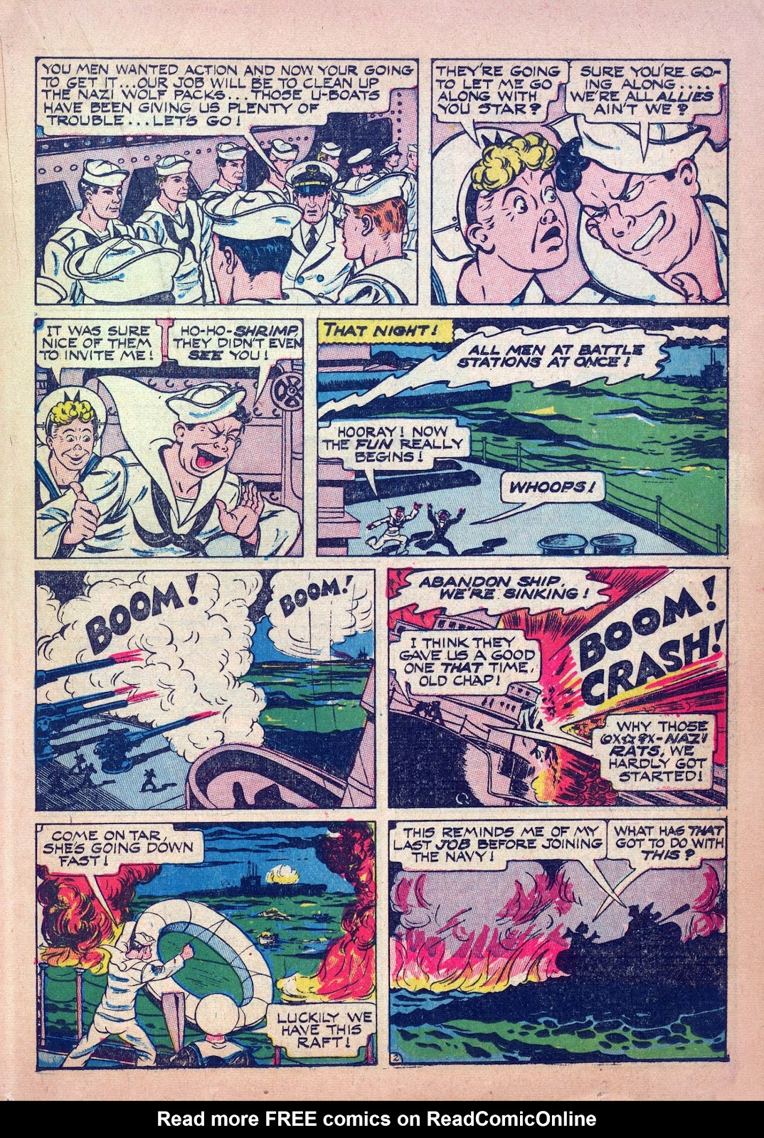 Read online Joker Comics comic -  Issue #14 - 35