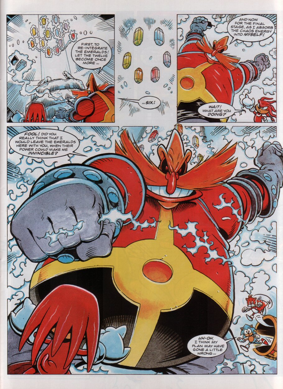Read online Sonic the Comic comic -  Issue #36 - 7