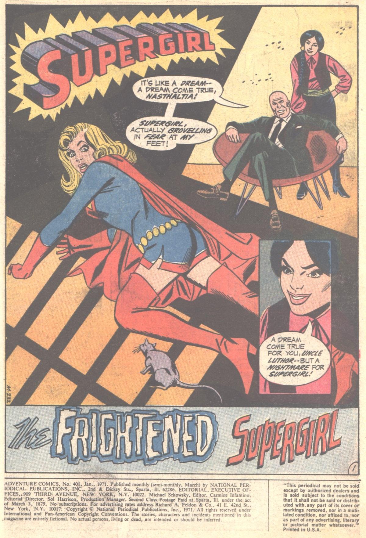 Read online Adventure Comics (1938) comic -  Issue #401 - 3
