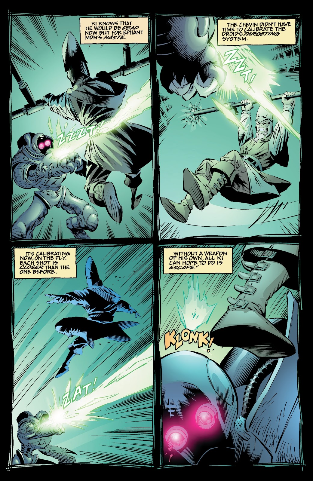 Read online Star Wars Legends: Rise of the Sith - Epic Collection comic -  Issue # TPB 2 (Part 1) - 67