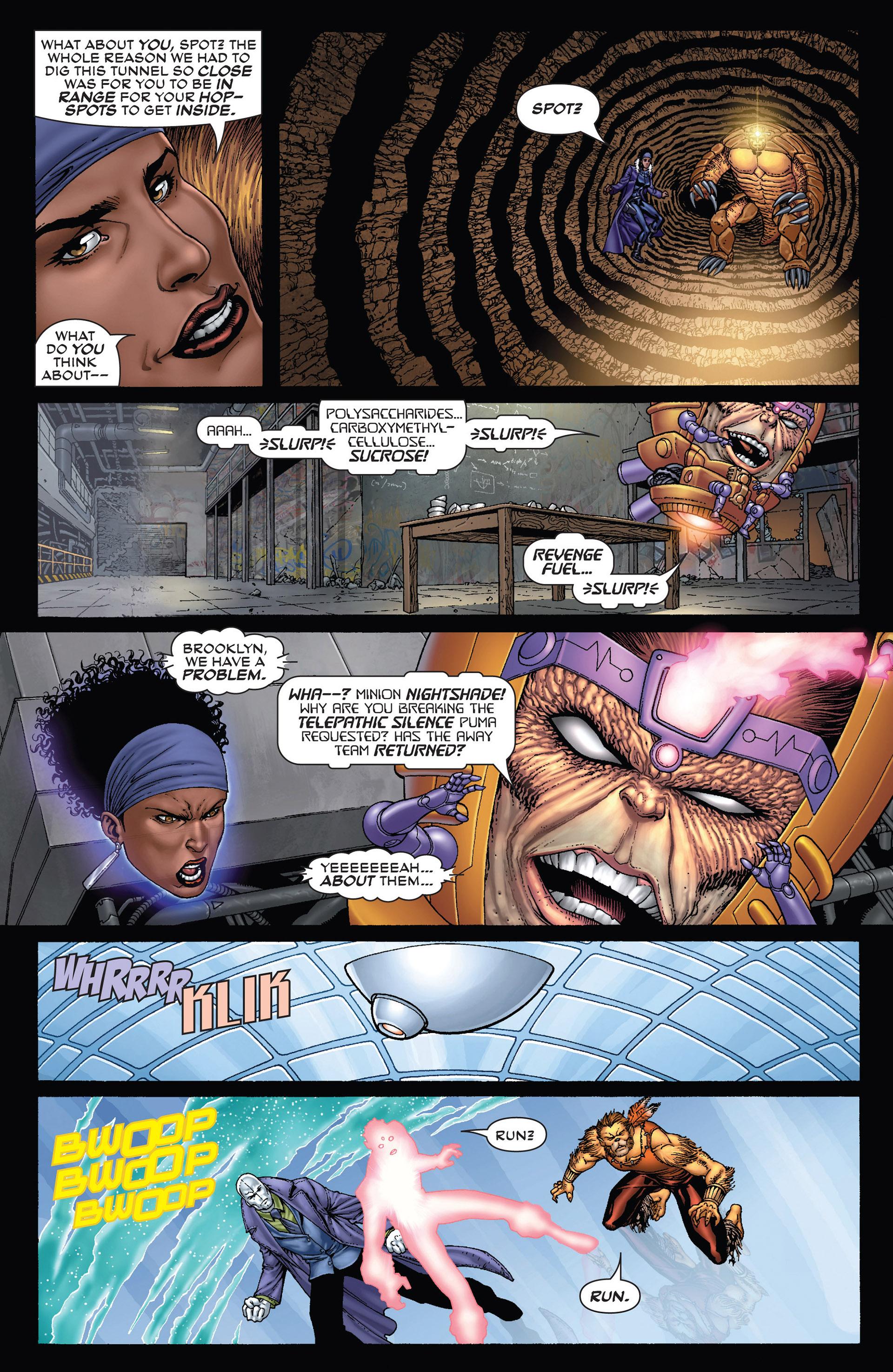 Read online Super-Villain Team-Up/MODOK's 11 comic -  Issue #3 - 15