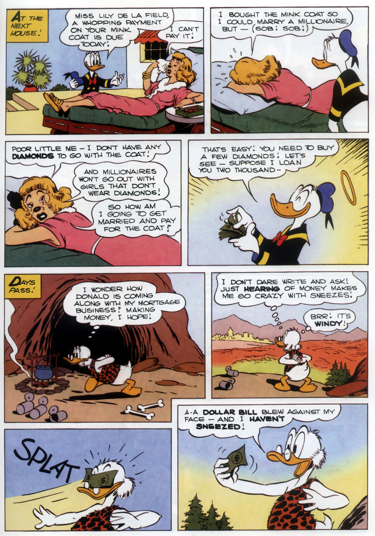 Read online Uncle Scrooge (1953) comic -  Issue #333 - 27