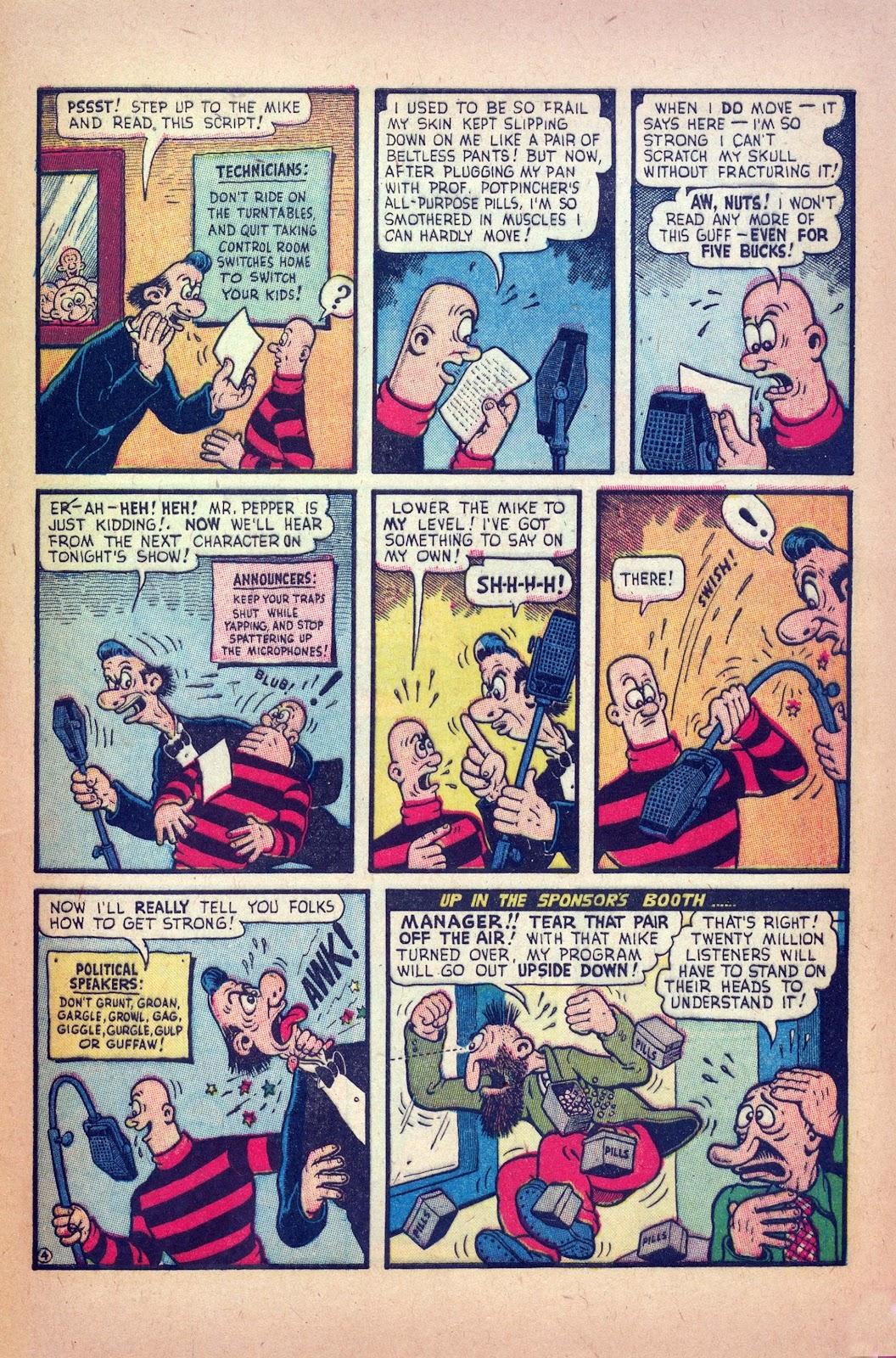 Read online Joker Comics comic -  Issue #18 - 29
