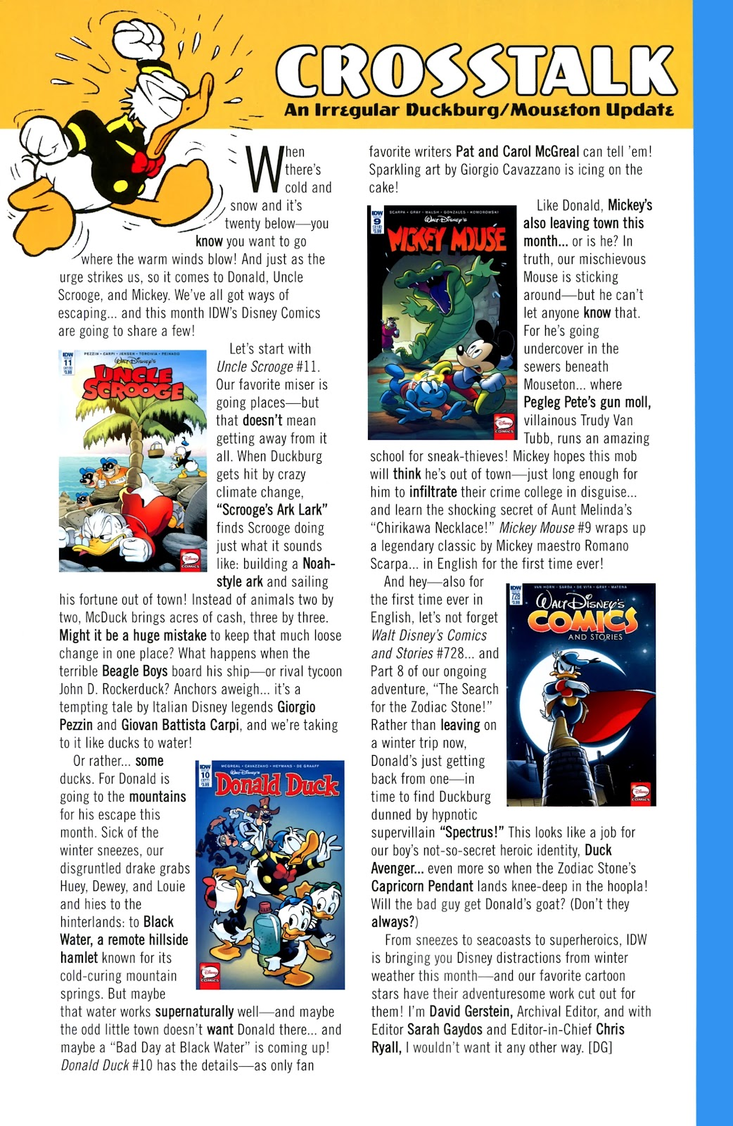 Walt Disney's Comics and Stories issue 728 - Page 42