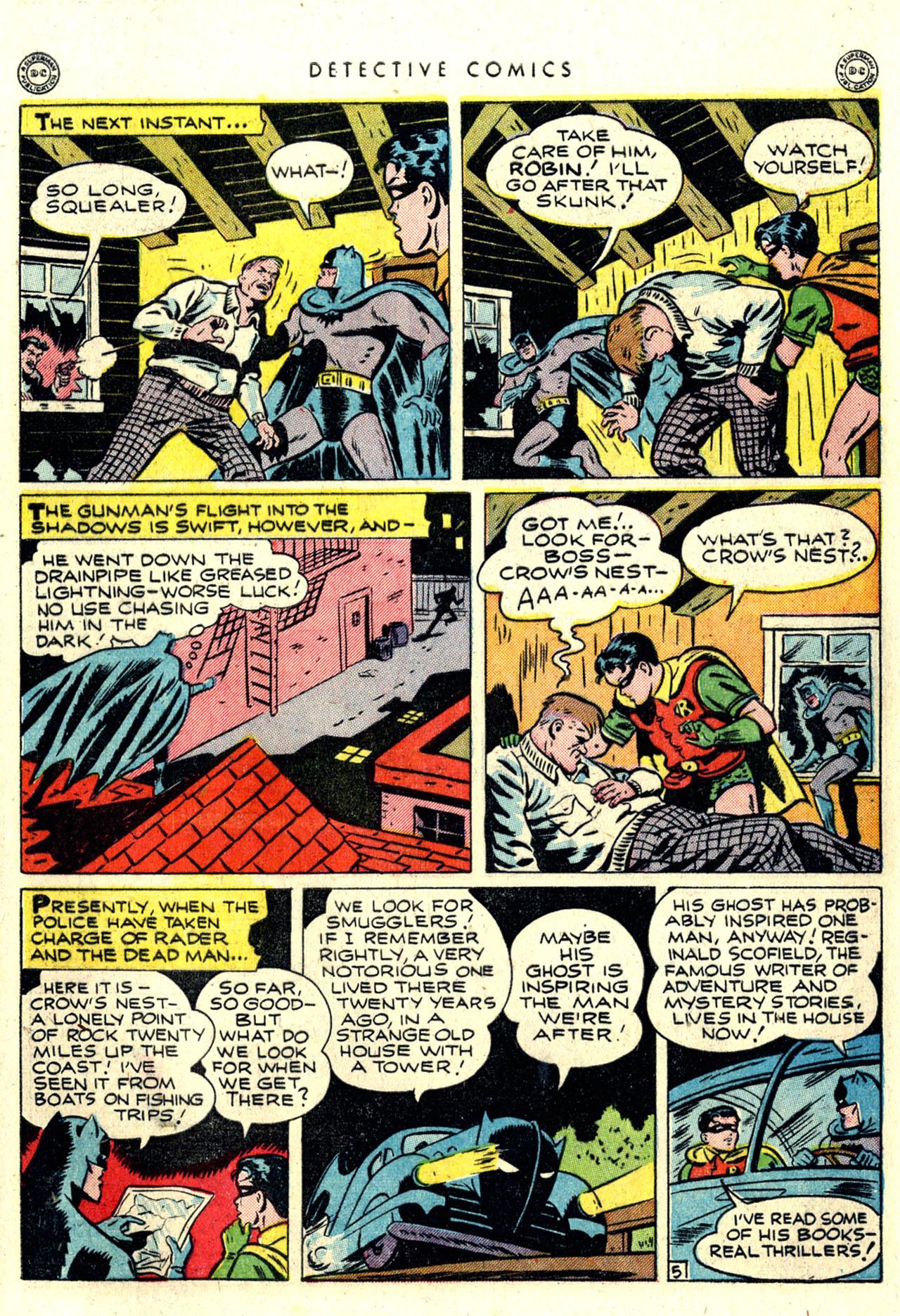 Read online Detective Comics (1937) comic -  Issue #100 - 7