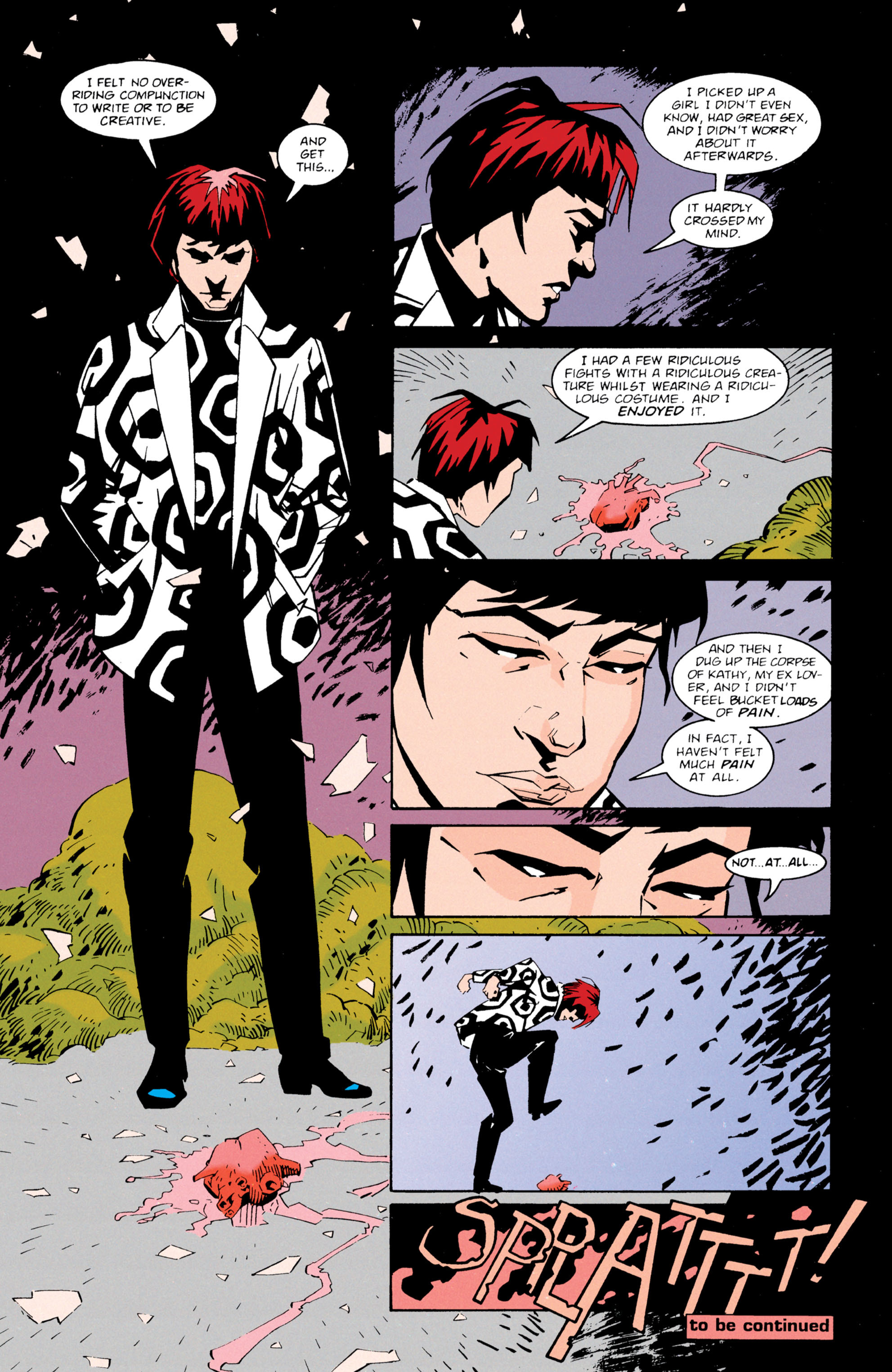 Read online Shade, the Changing Man comic -  Issue #61 - 24