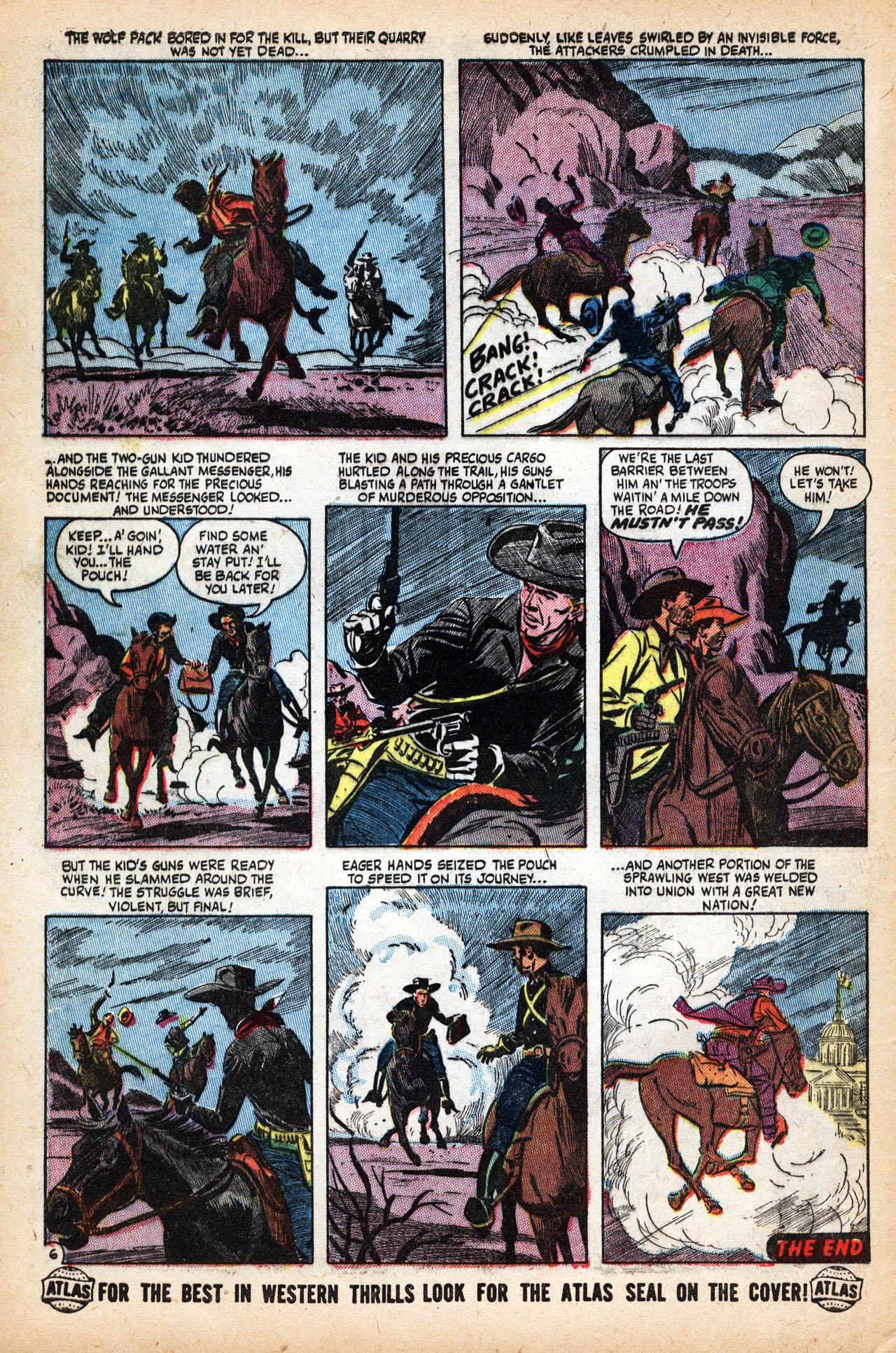 Read online Two-Gun Kid comic -  Issue #14 - 32