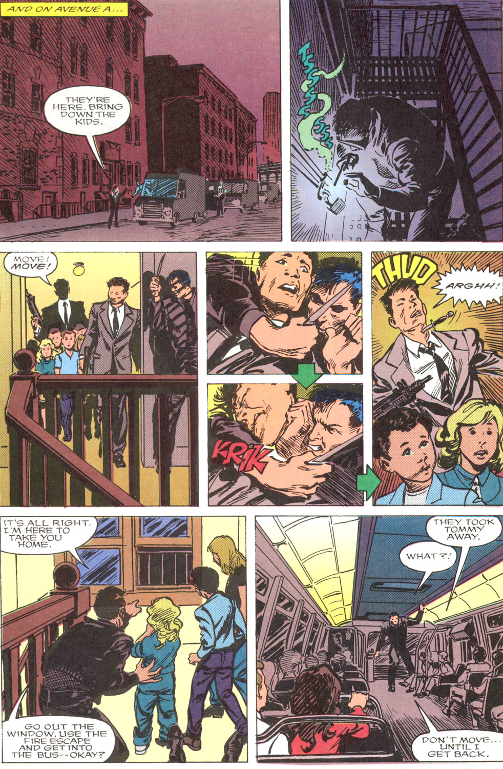 The Punisher Movie Special issue Full - Page 49