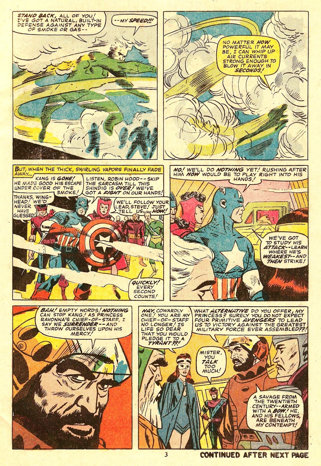 Marvel Triple Action (1972) issue 18 - Page 5