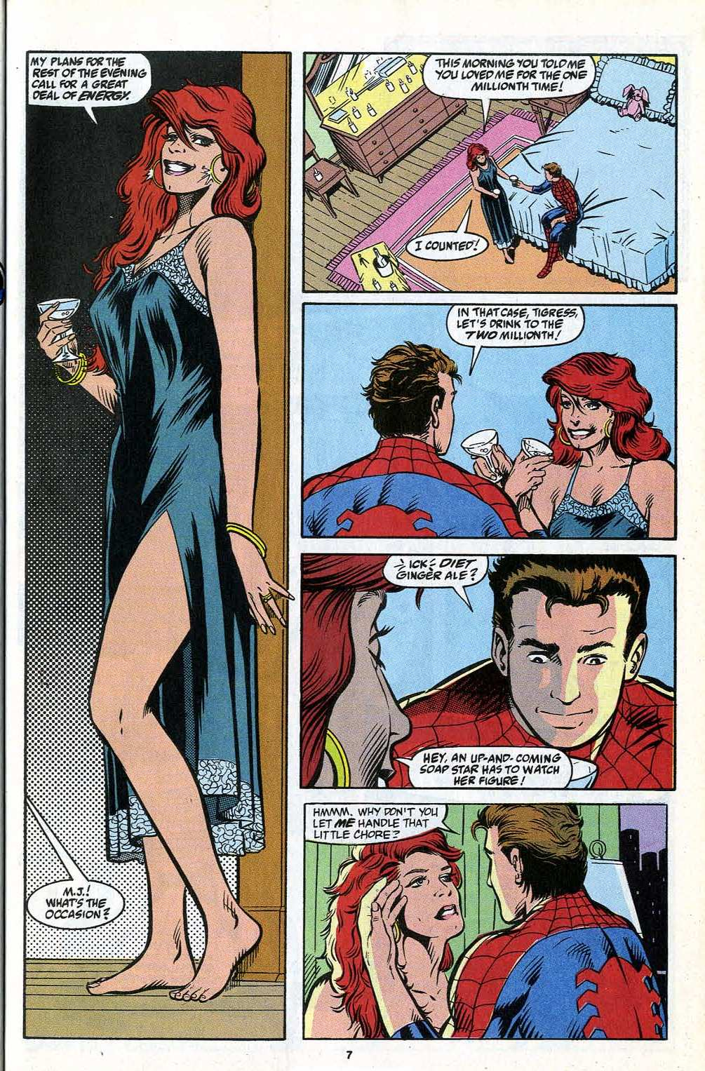 The Amazing Spider-Man (1963) _Annual_25 Page 8