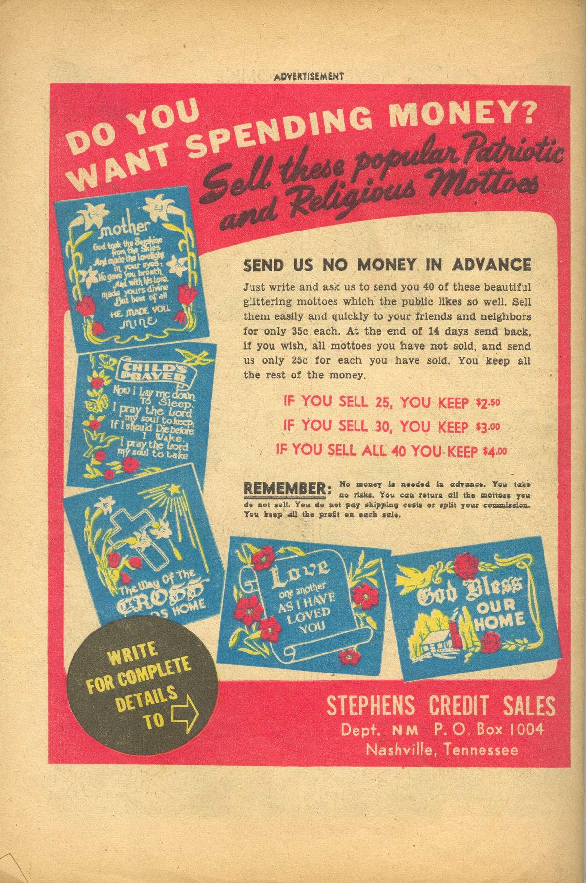 Read online Adventure Comics (1938) comic -  Issue #273 - 34