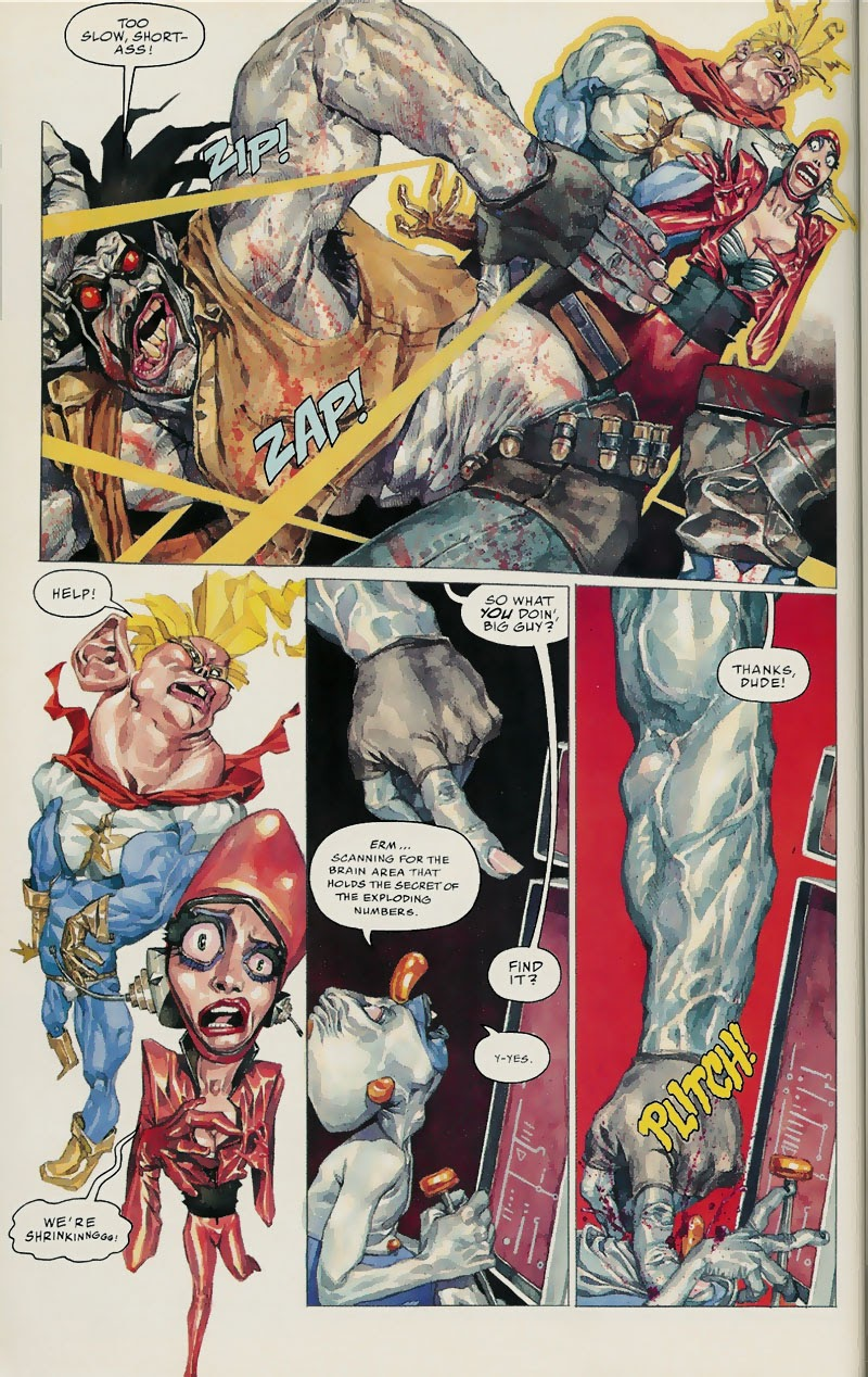 Lobo: Fragtastic Voyage issue Full - Page 41