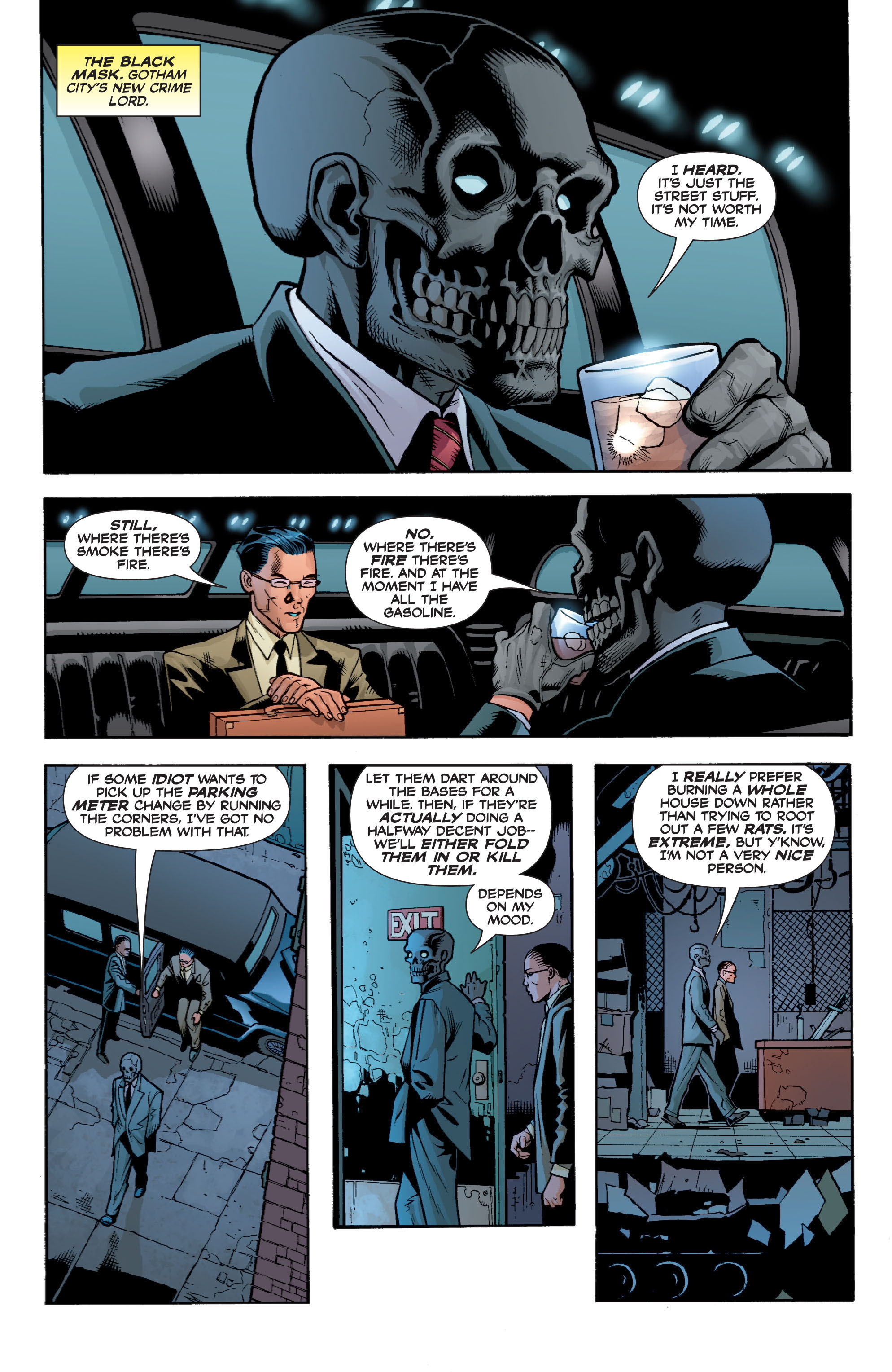 Read online Batman: Under The Red Hood comic -  Issue # Full - 27