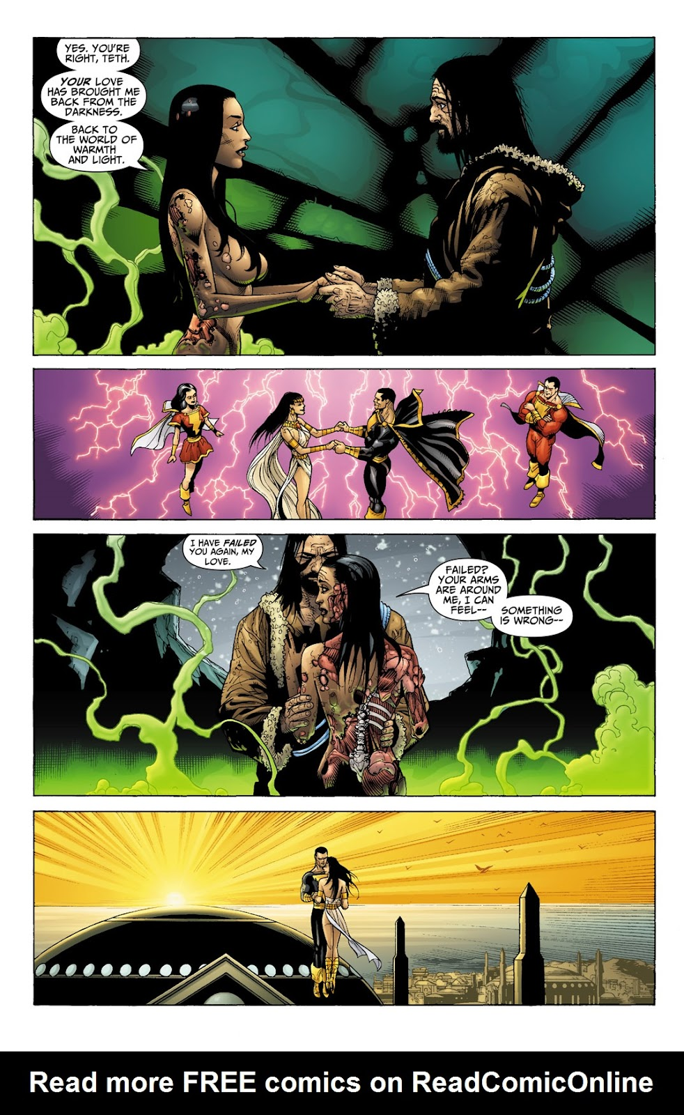 Black Adam: The Dark Age issue 2 - Page 5