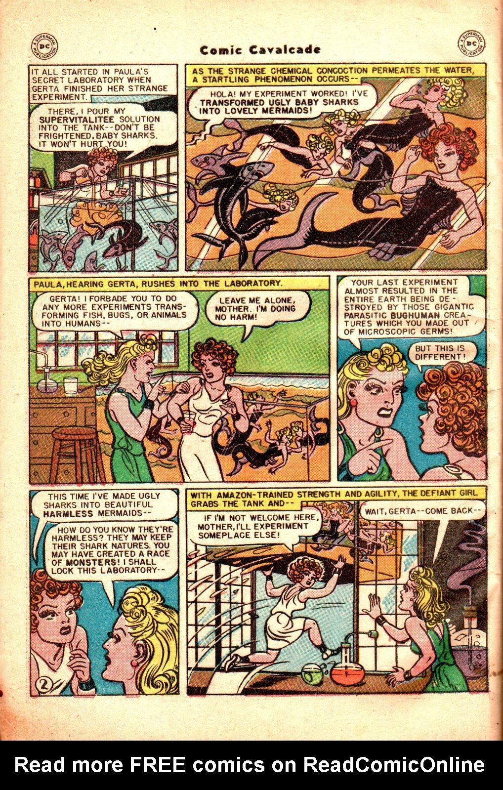 Comic Cavalcade issue 21 - Page 4