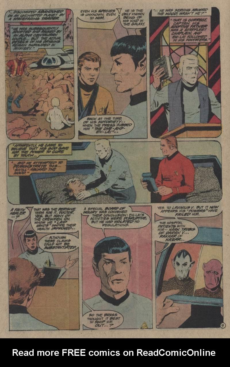 Star Trek (1984) #56 #59 - English 10