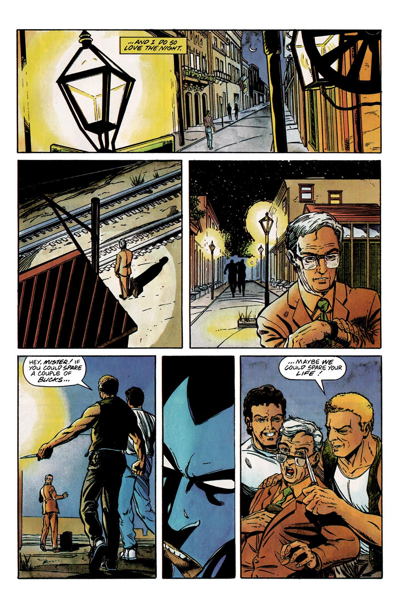 Read online Shadowman (1992) comic -  Issue #2 - 6