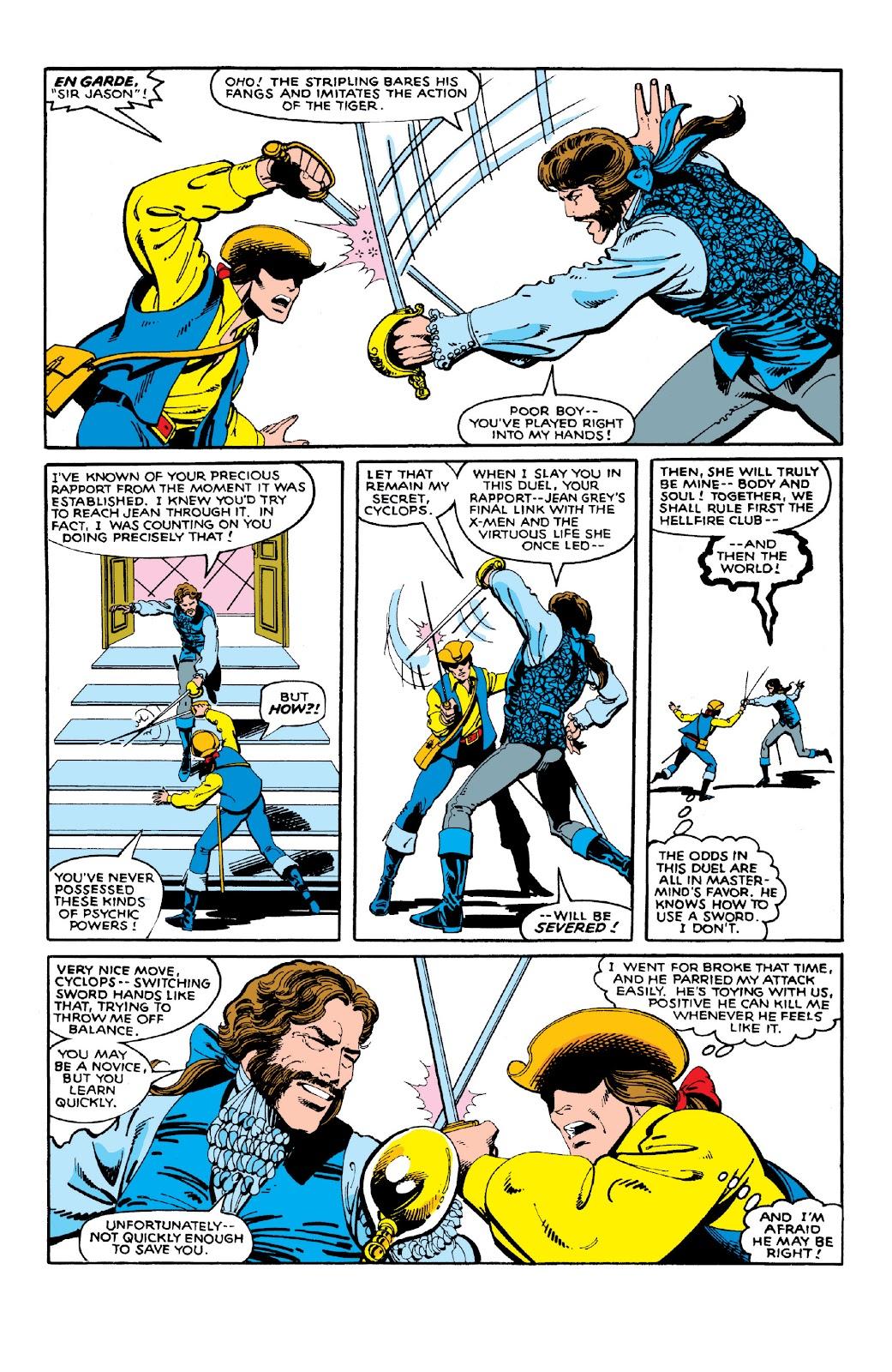 Read online X-Men Milestones: Dark Phoenix Saga comic -  Issue # TPB (Part 1) - 91