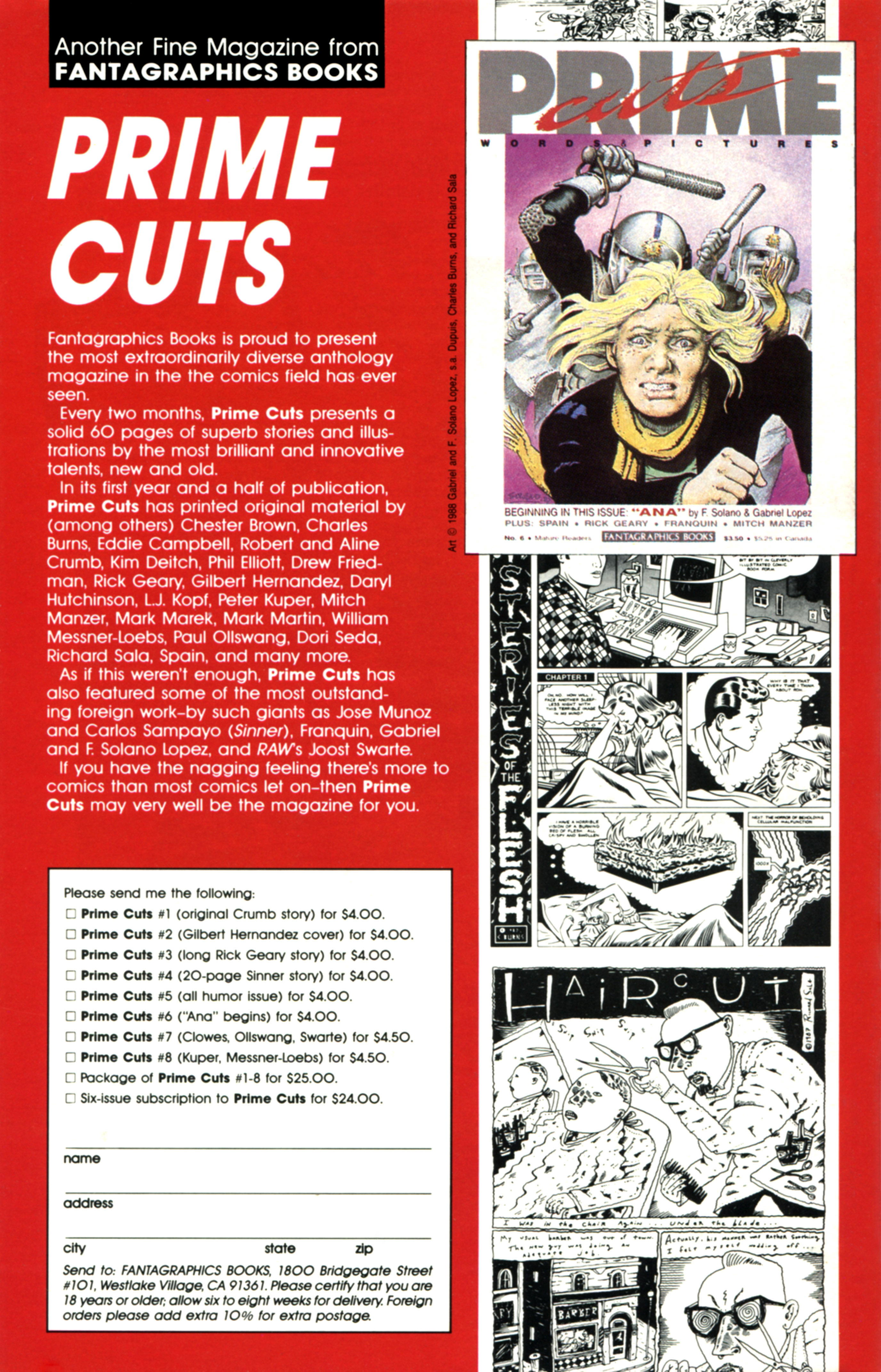 Read online Amazing Heroes comic -  Issue #148 - 39