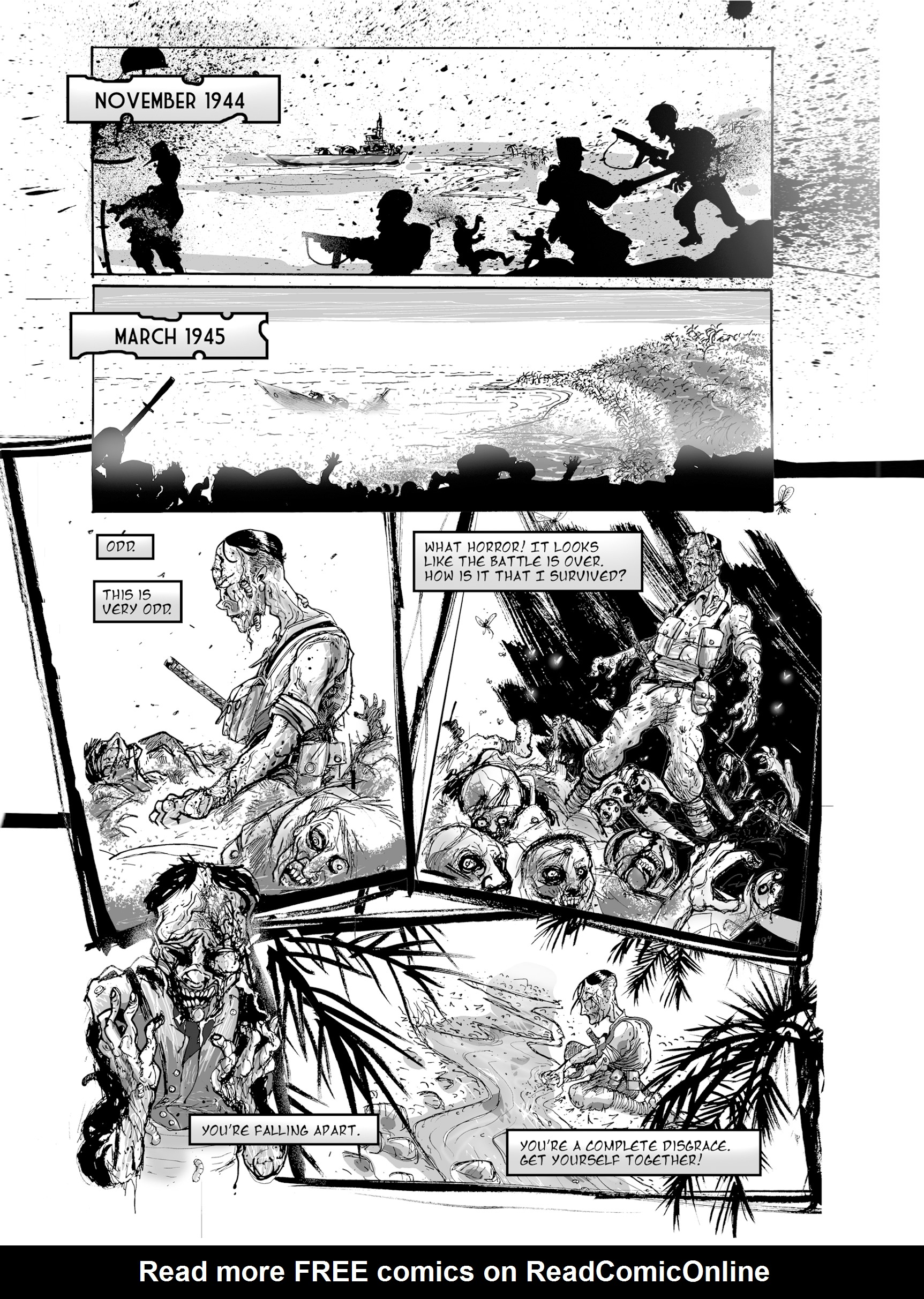 Read online FUBAR comic -  Issue #2 - 171