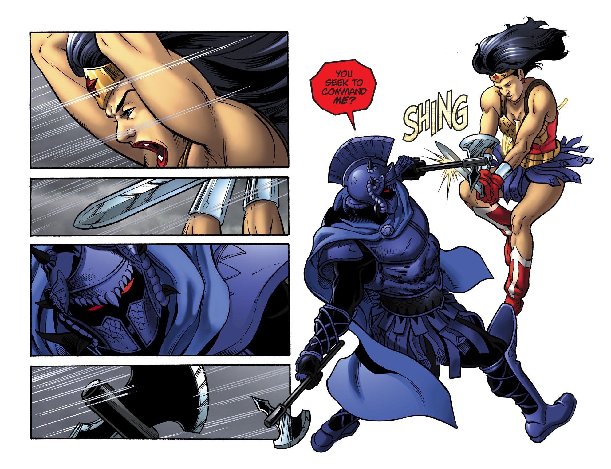 Read online Sensation Comics Featuring Wonder Woman comic -  Issue #35 - 9