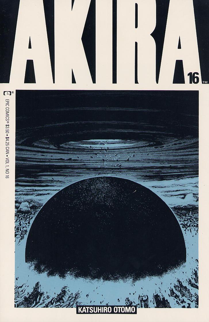 Akira 16 Page 1