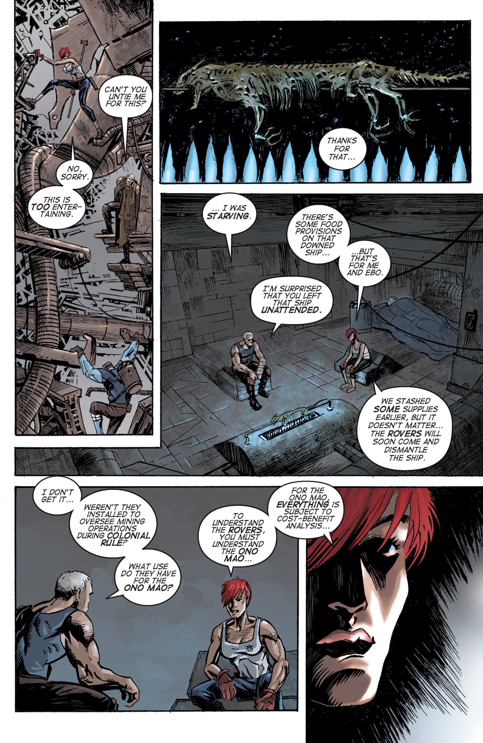 Read online Planetoid comic -  Issue # TPB - 63