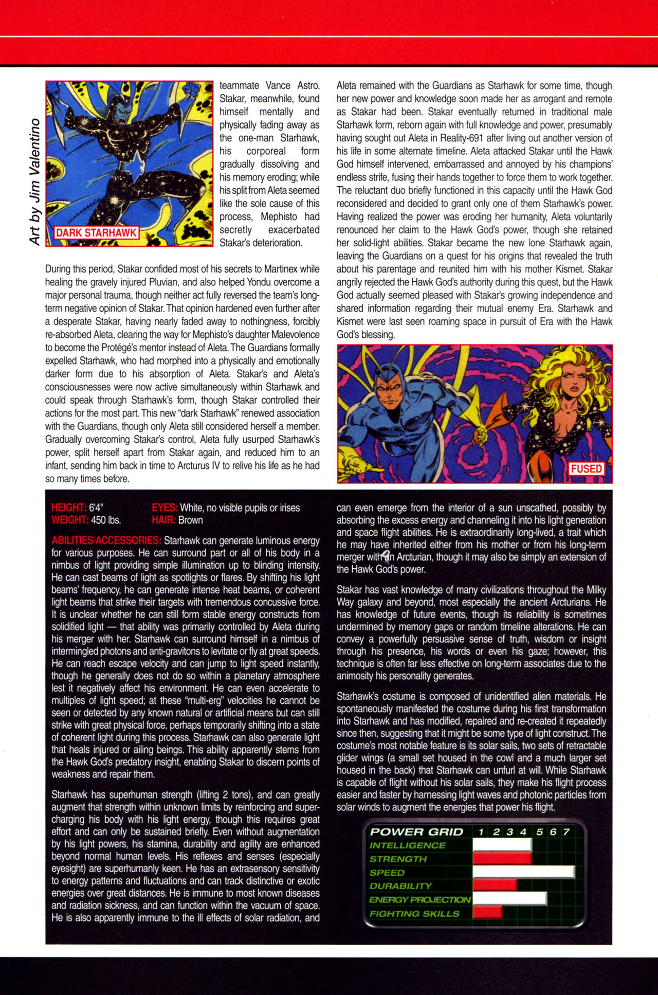 Read online All-New Official Handbook of the Marvel Universe A to Z: Update comic -  Issue #4 - 49