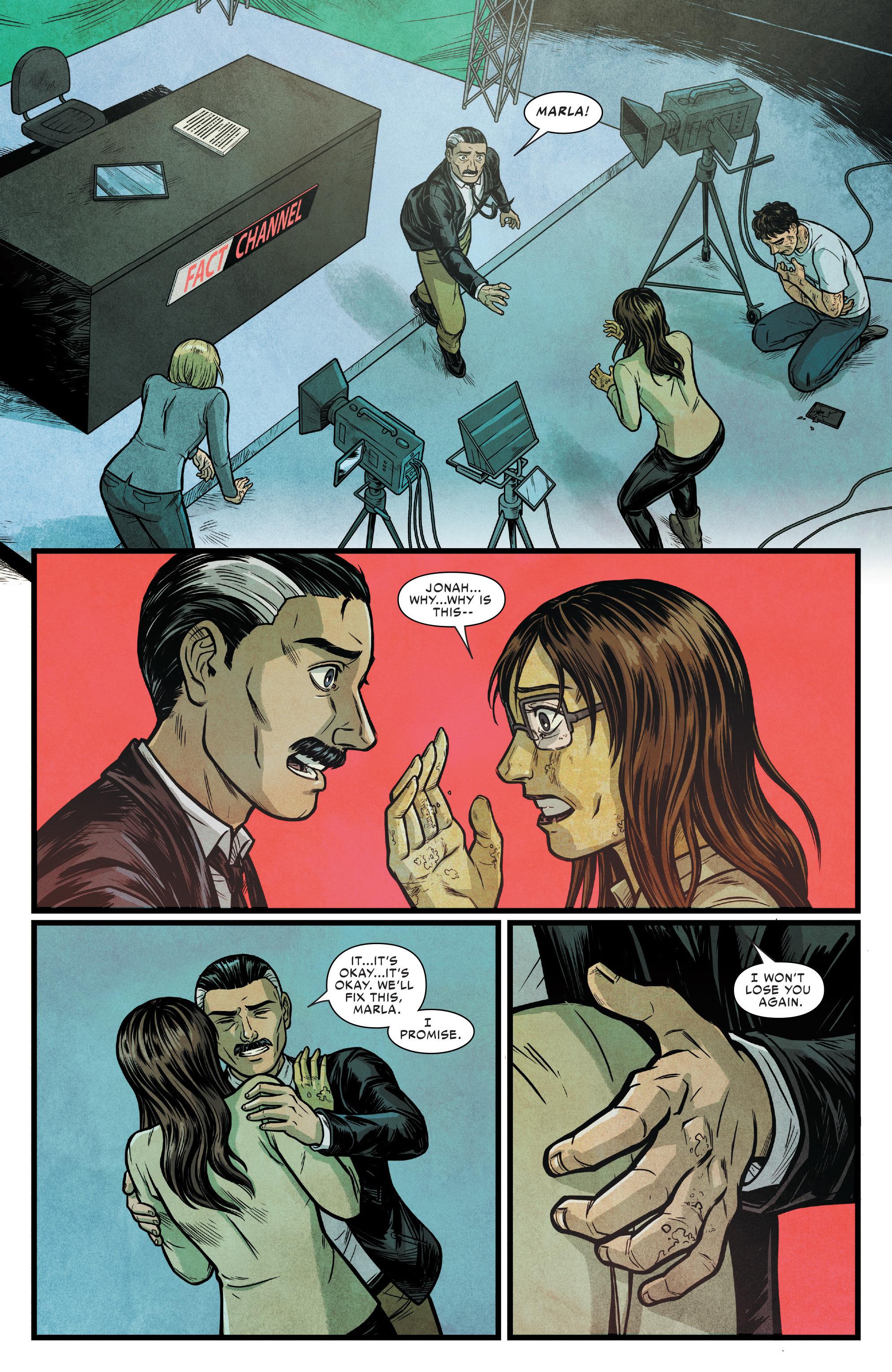 Read online Silk (2016) comic -  Issue #17 - 4
