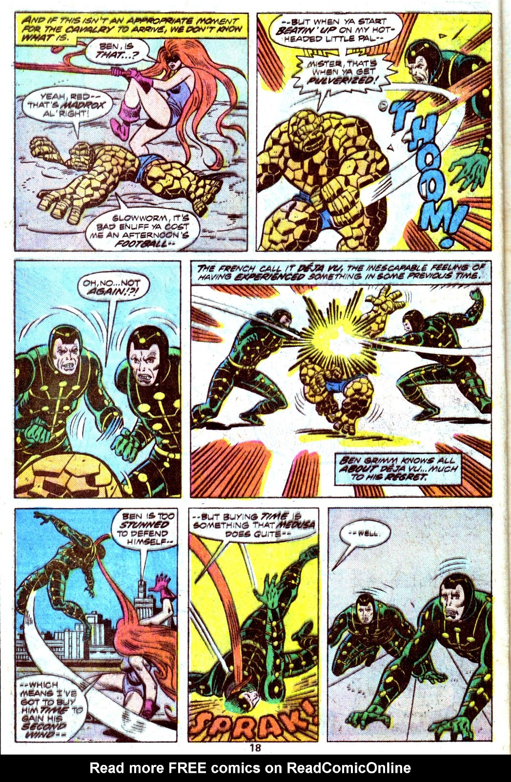 Giant-Size Fantastic Four issue 4 - Page 20