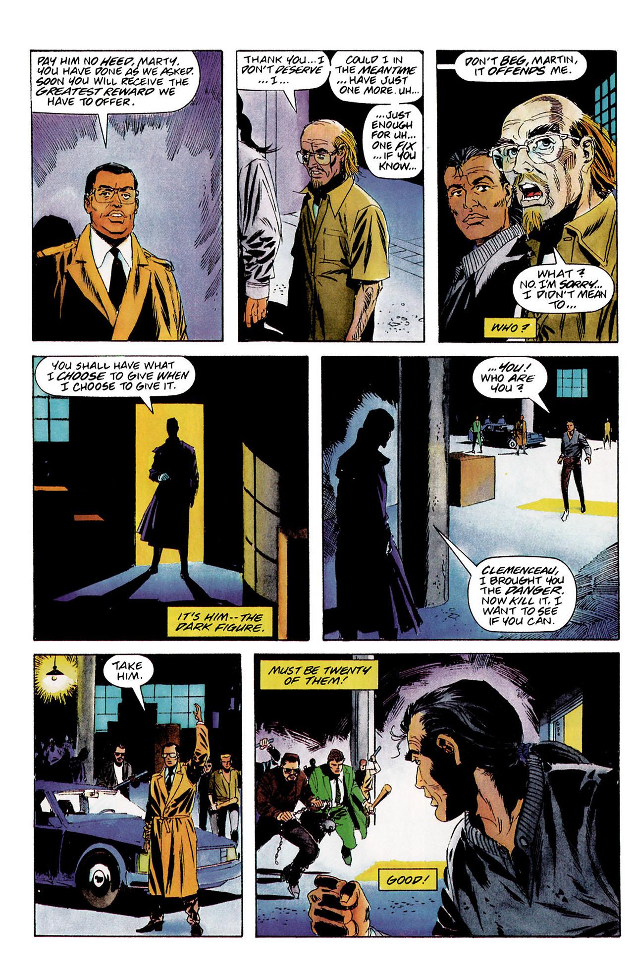 Read online Shadowman (1992) comic -  Issue #8 - 12