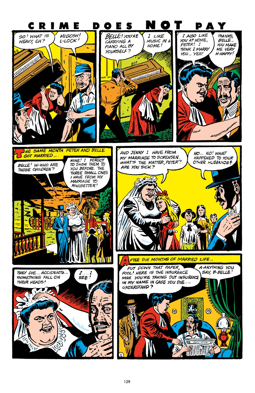 Read online Crime Does Not Pay Archives comic -  Issue # TPB 6 (Part 2) - 31