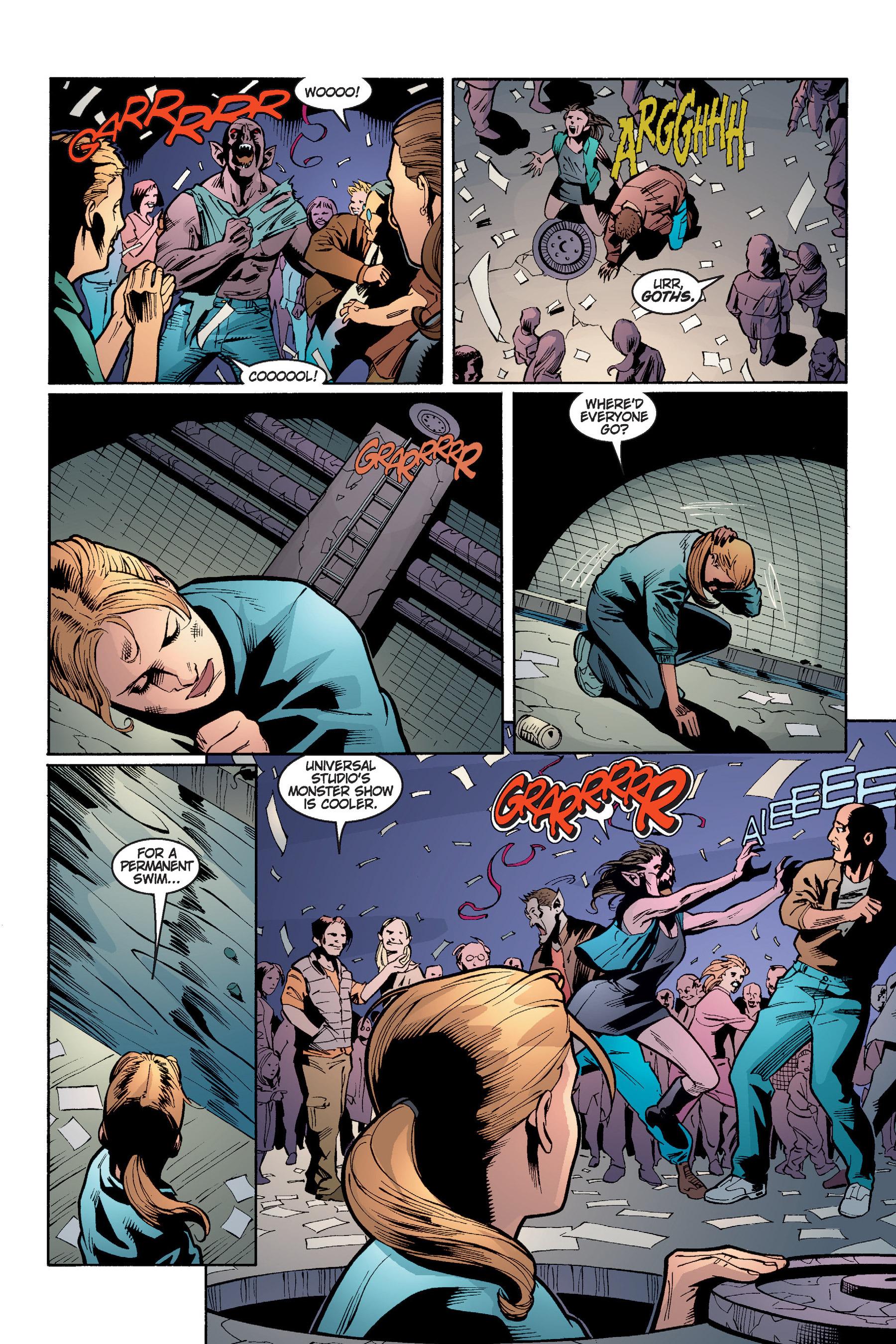 Read online Buffy the Vampire Slayer: Omnibus comic -  Issue # TPB 4 - 196