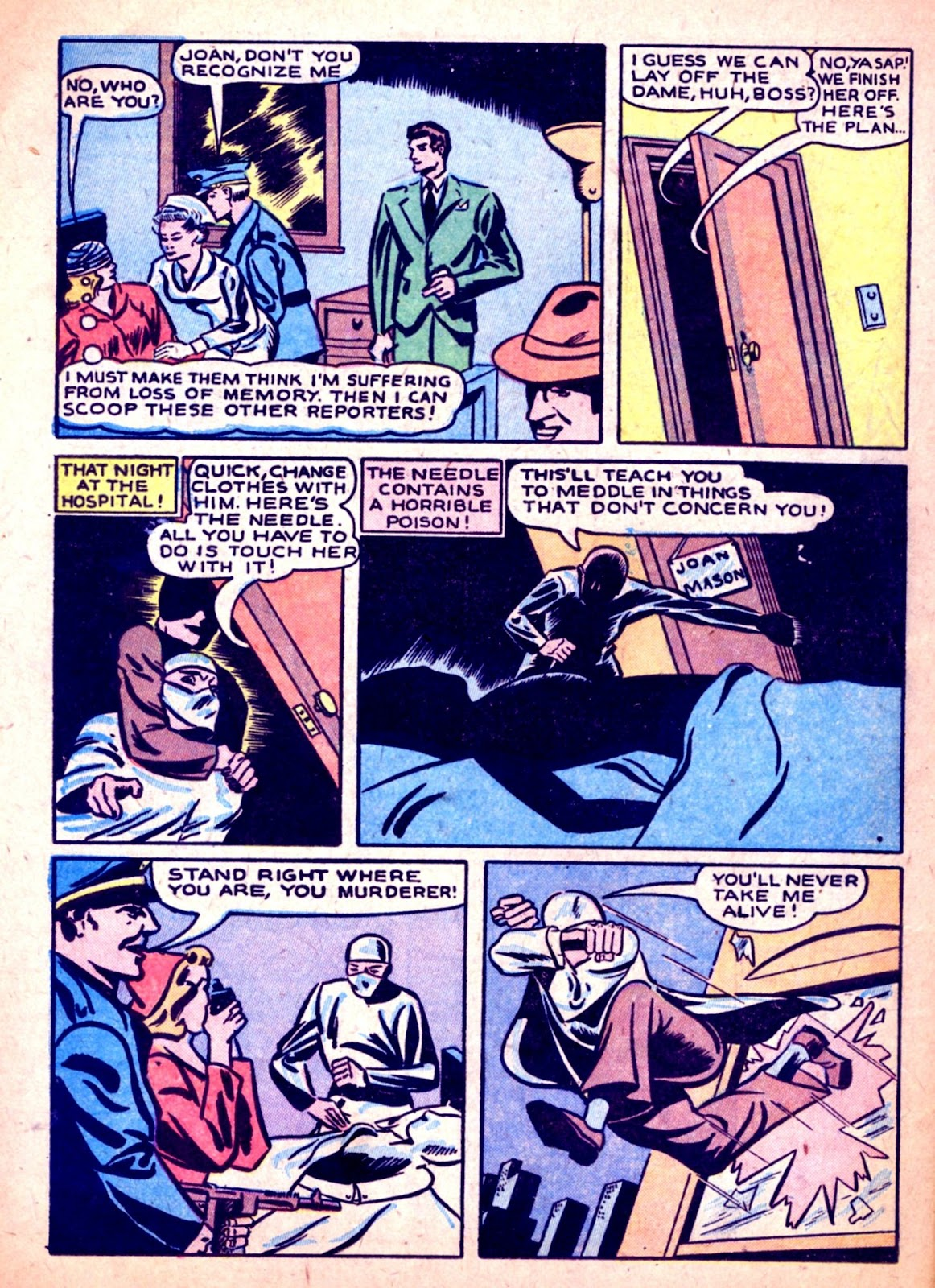 The Blue Beetle issue 31 - Page 30
