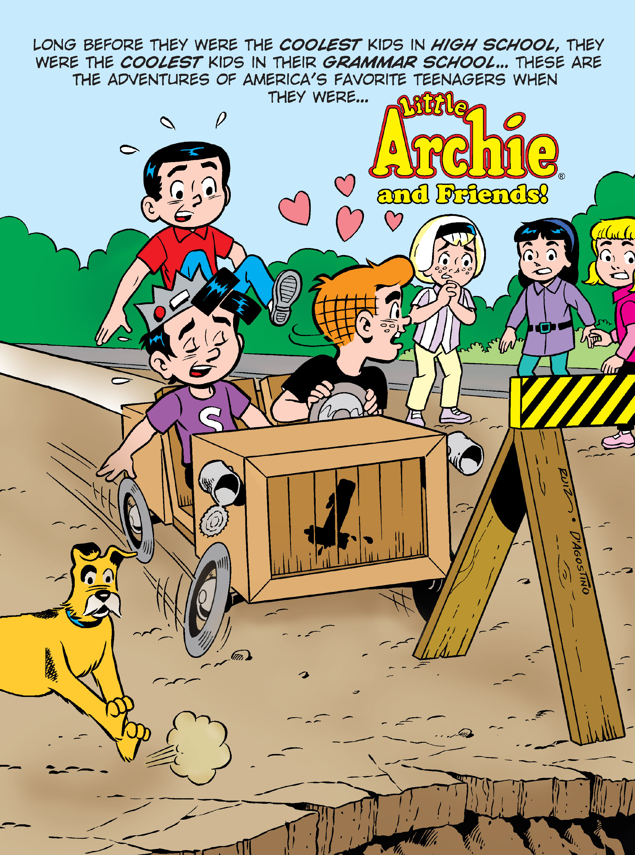 Read online Archie's Funhouse Double Digest comic -  Issue #8 - 127