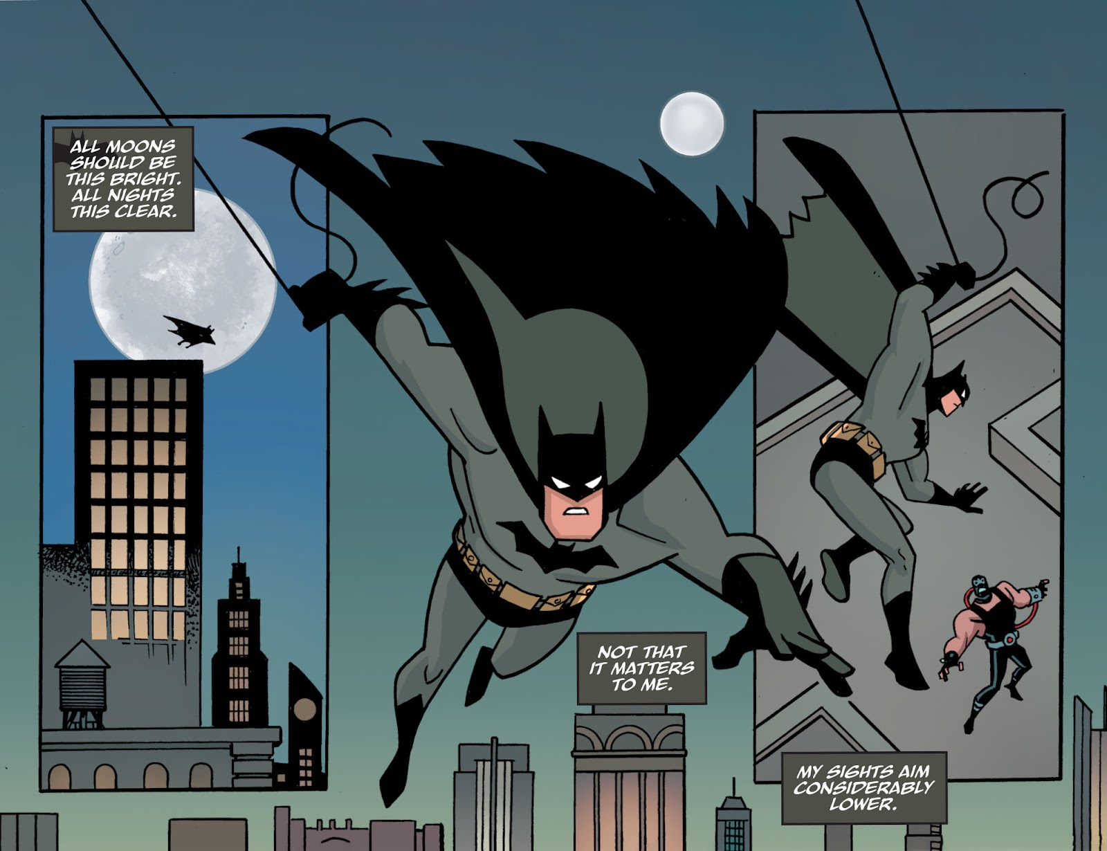 Batman: The Adventures Continue issue 1 - Page 4