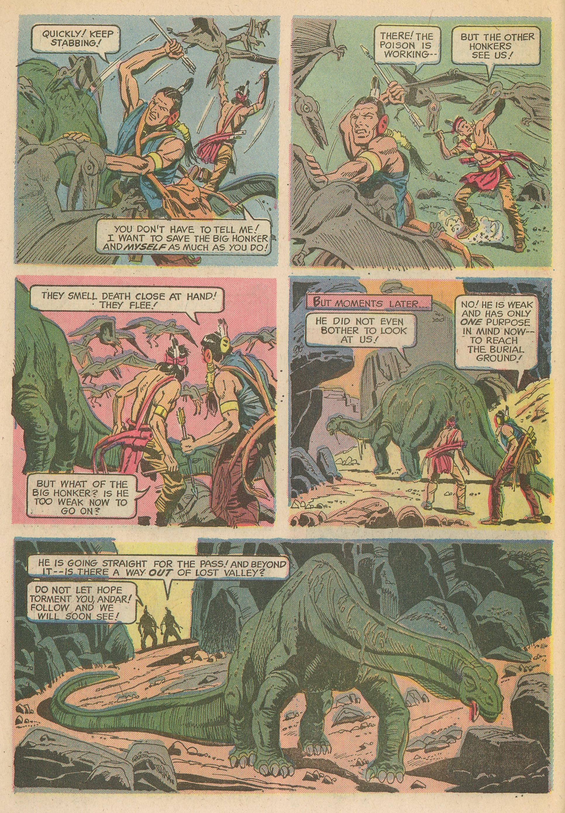 Read online Turok, Son of Stone comic -  Issue #65 - 10