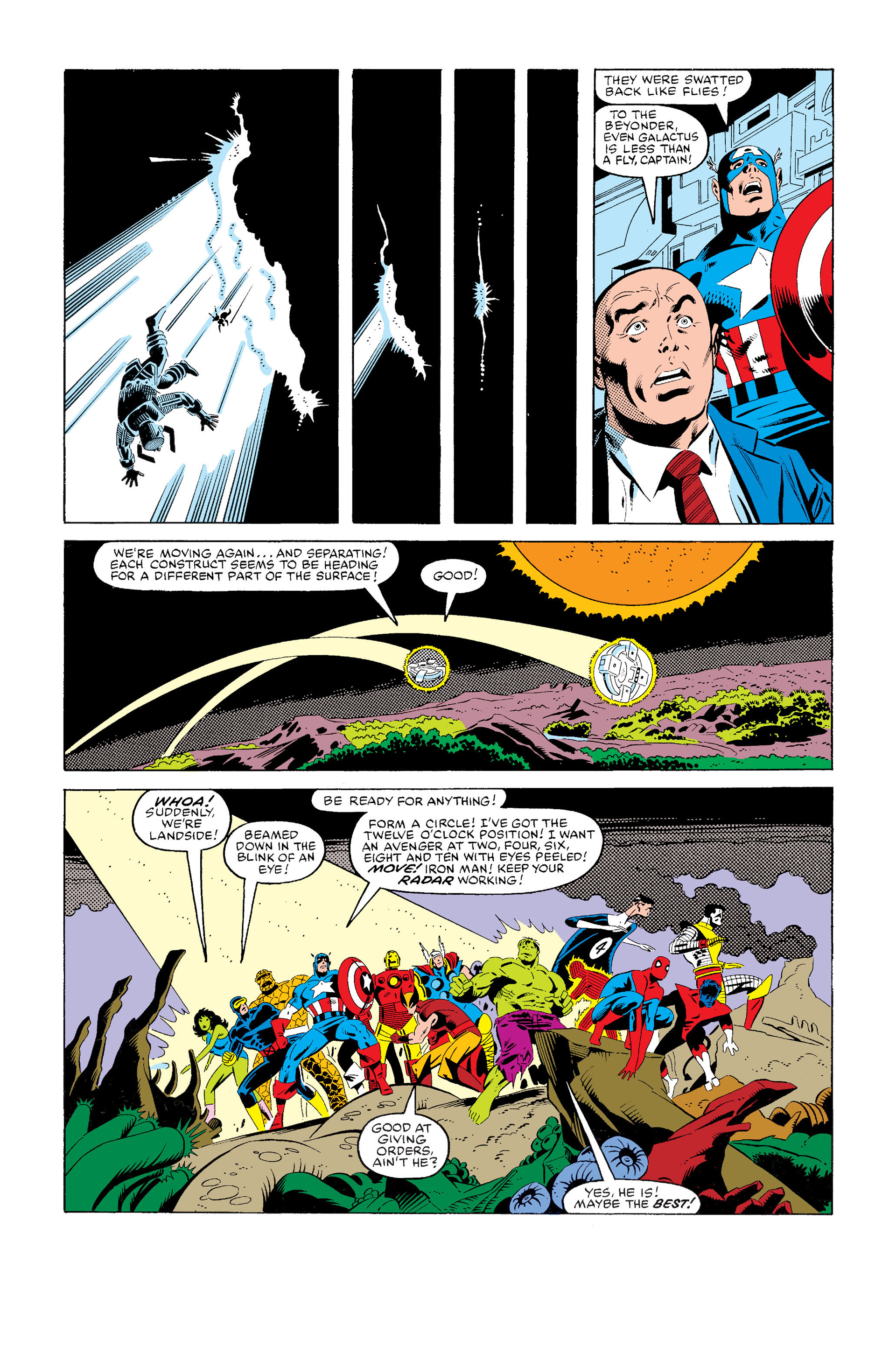 Read online Secret Wars (1985) comic -  Issue #1 - 14