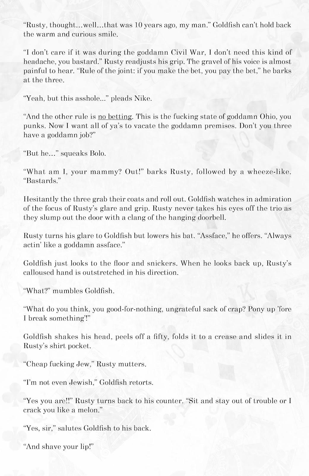 Read online Goldfish comic -  Issue # TPB (Part 3) - 40