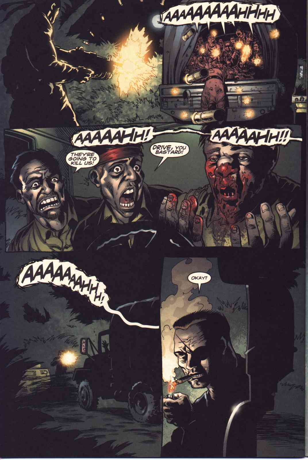 Read online Fury comic -  Issue #4 - 21