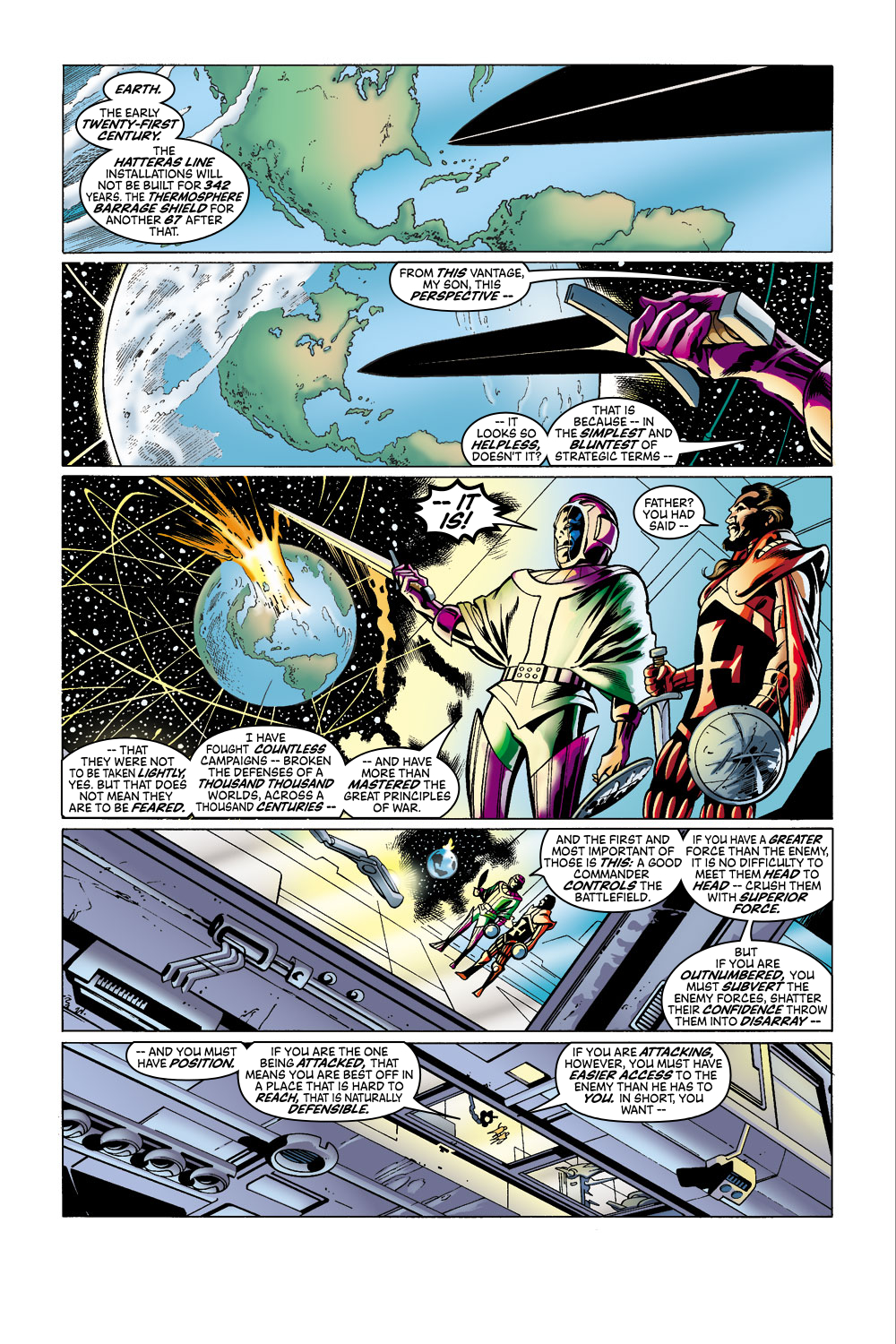 Read online Avengers (1998) comic -  Issue #41 - 2