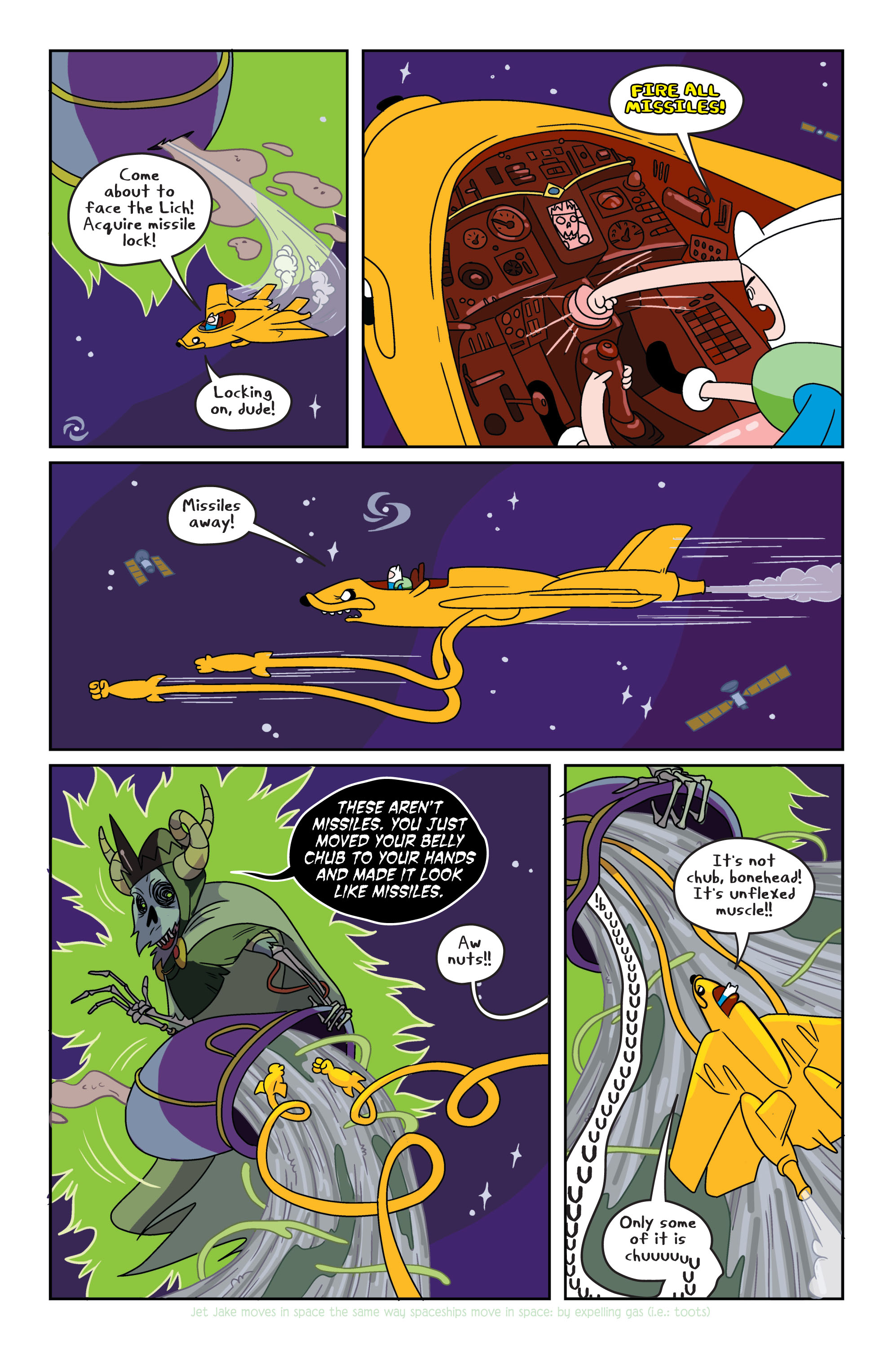 Read online Adventure Time comic -  Issue #3 - 11